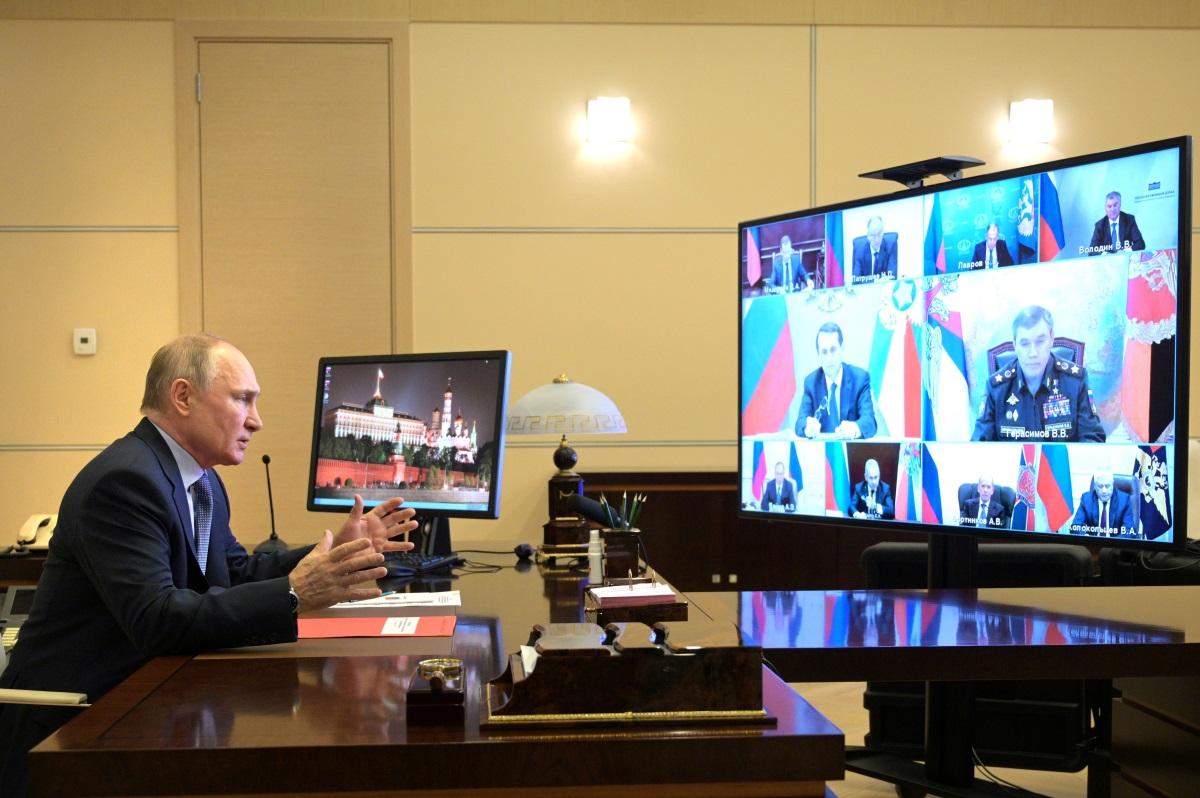 Η ώρα του Πούτιν: Έρχονται τα αντίποινα για τις κυρώσεις των ΗΠΑ
