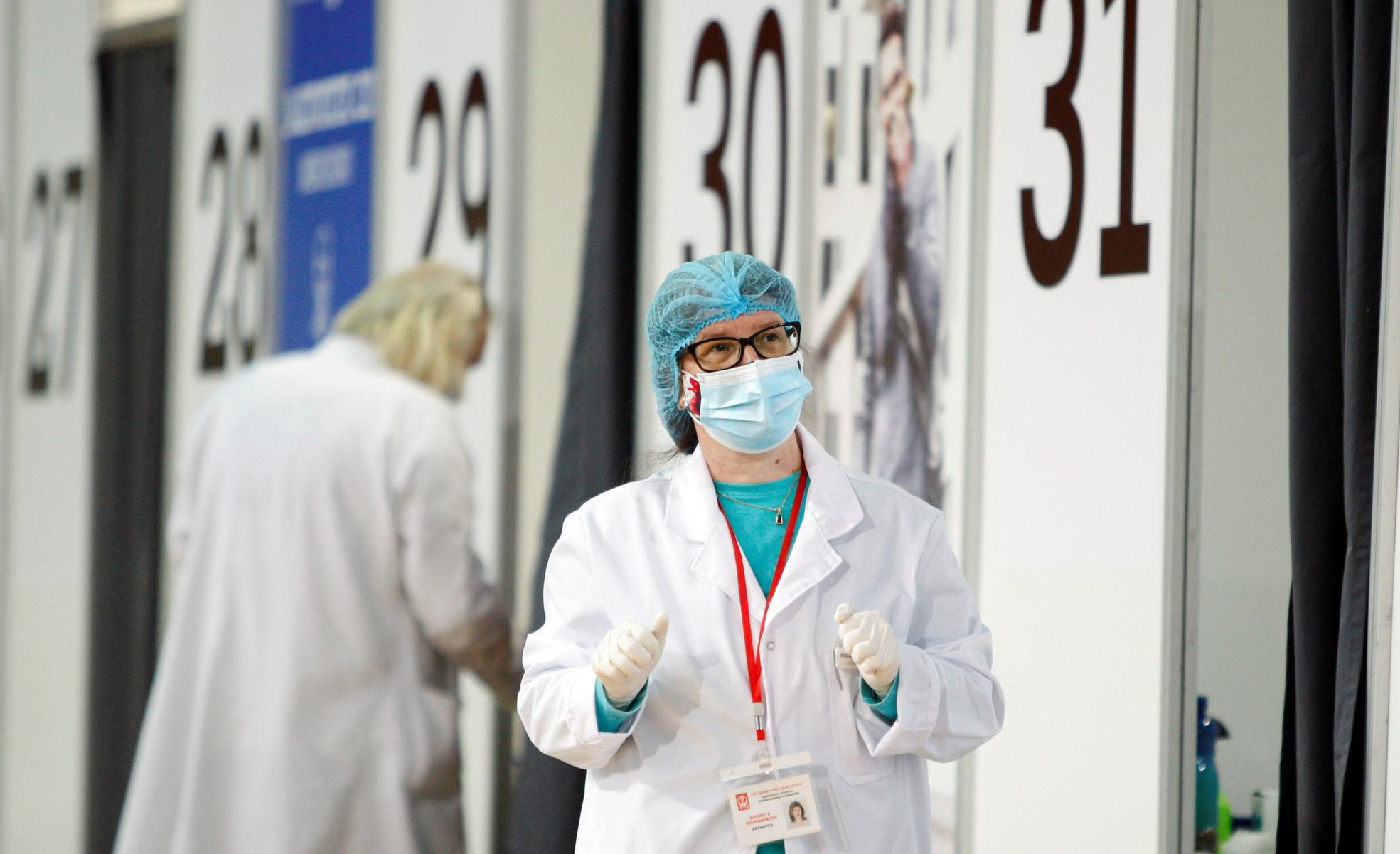 Κορονοϊός – Ρωσία: 102.000 συνολικά οι θάνατοι και 4.607.000 τα κρούσματα