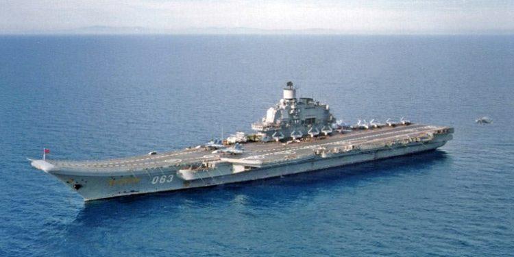 Admiral Kuznetsov: Το «καταραμένο» αεροπλανοφόρο επιστρέφει στις θάλασσες…αναβαθμισμένο