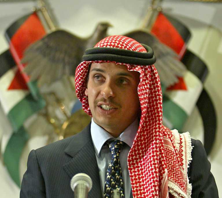 Ιορδανία: Ο θείος του βασιλιά ανέλαβε να μεσολαβήσει για να τερματιστεί η κρίση
