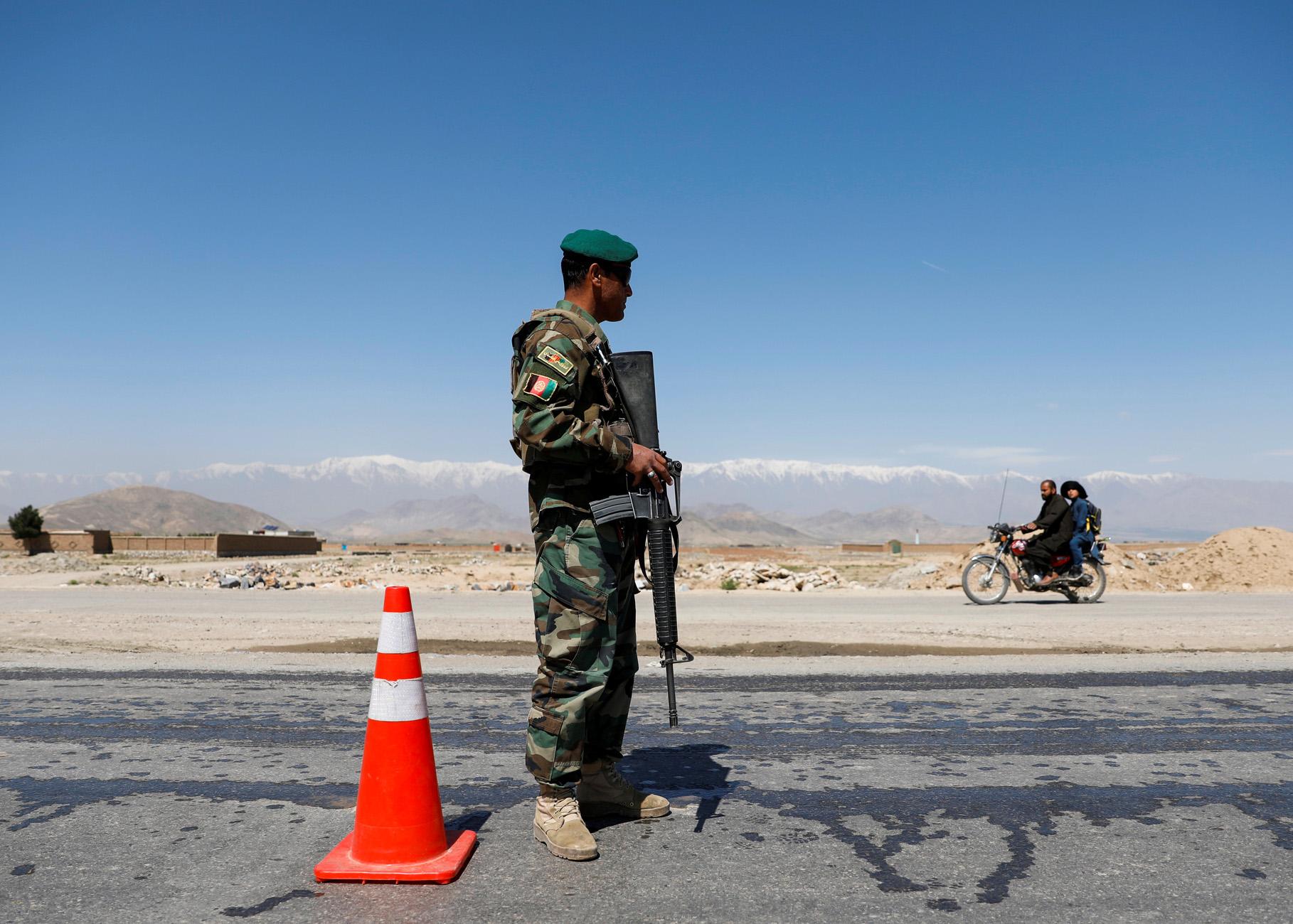 Ιστορικές στιγμές στο Αφγανιστάν: Αποχωρούν οι δυνάμεις του ΝΑΤΟ