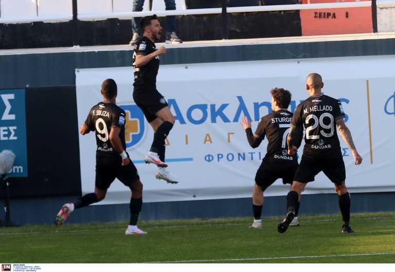 Superleague: «Μαγικό» γκολ από τον Σαρδινέρο στα play out (video)