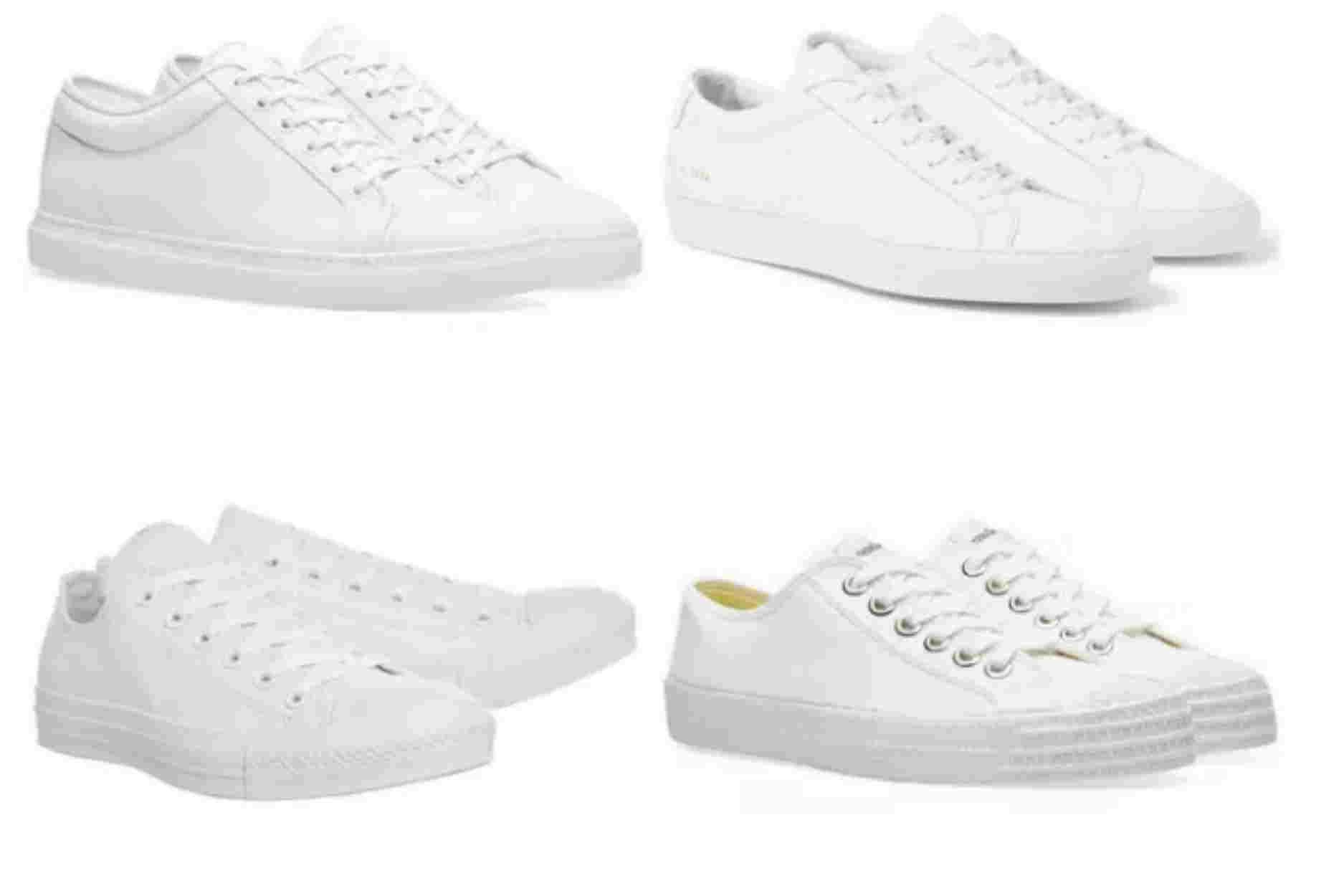 Τα 5 sneakers που πρέπει να έχεις ακόμα και αν είσαι άσχετος από μόδα