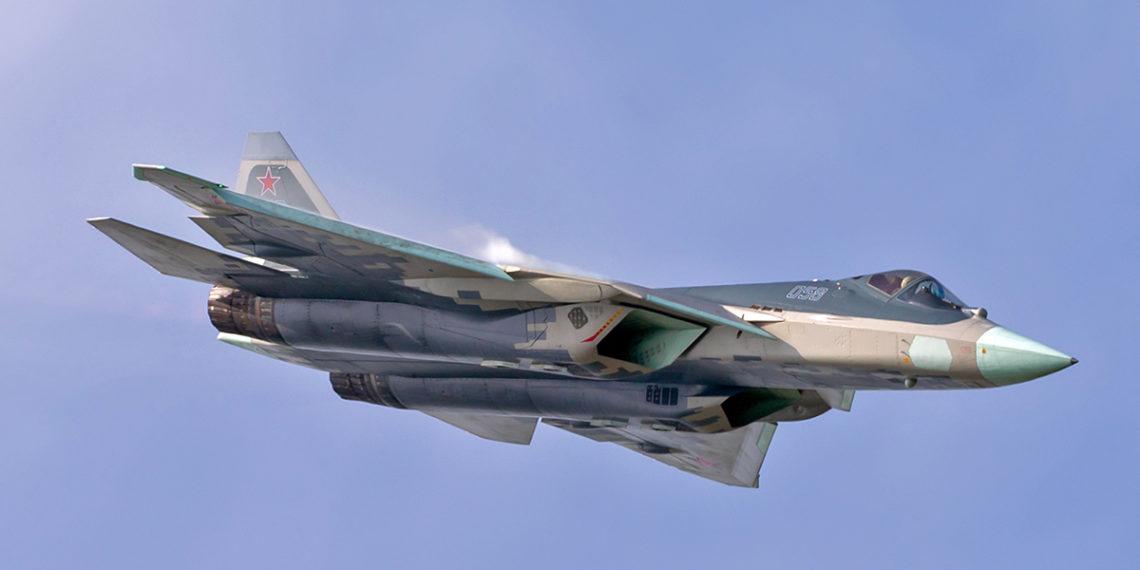 "Su-57: Οι Κινέζοι αναλυτές ""σνομπάρουν""  το ρωσικό stealth μαχητικό 5ης γενιάς; [pics]"