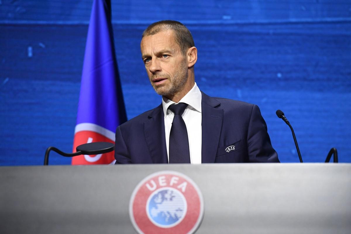 Τσέφεριν για τις ομάδες που αποχώρησαν από τη European Super League «Είναι θαυμάσιο να αναγνωρίζεις ένα λάθος»