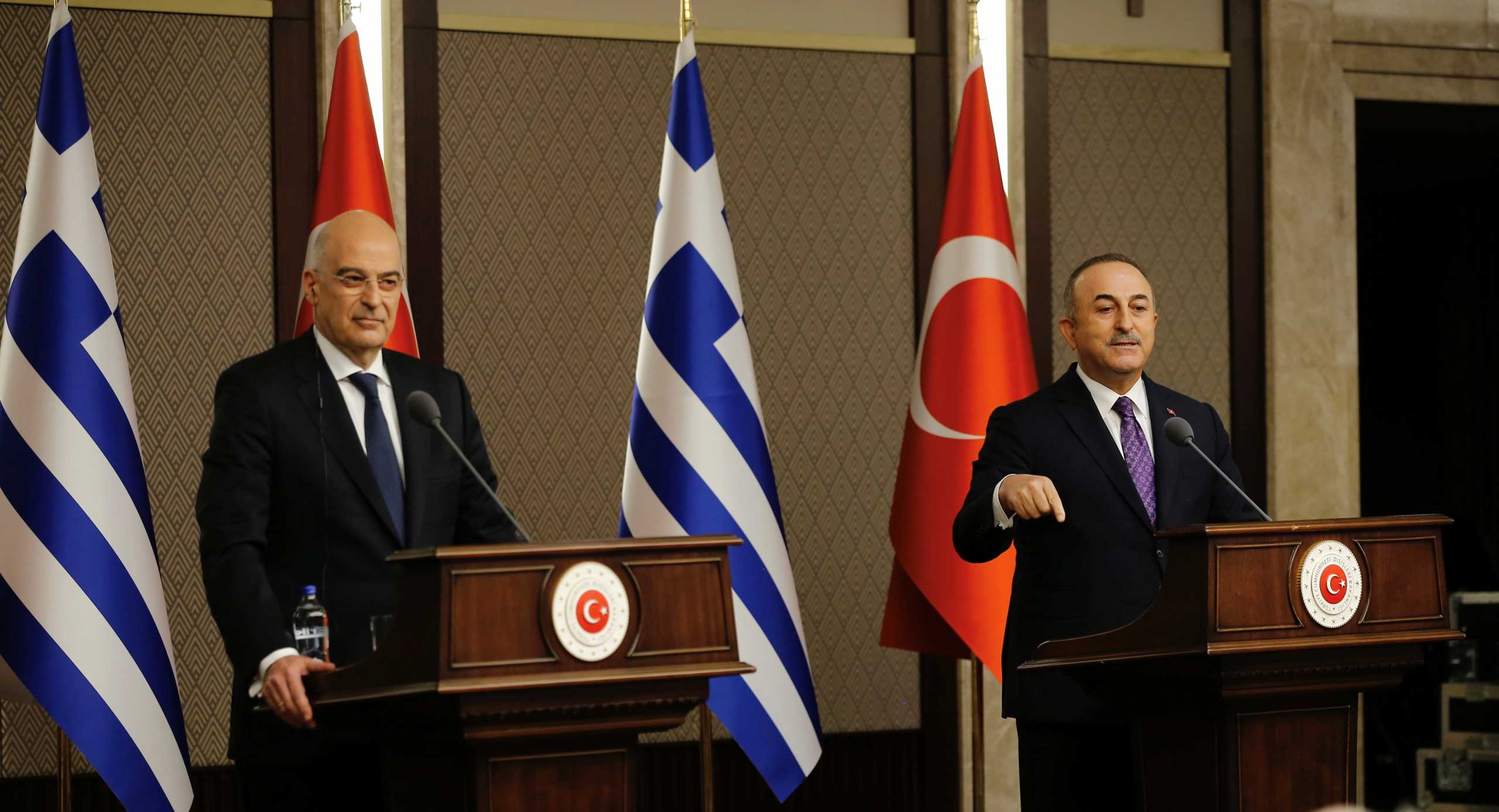 Δένδιας για ελληνοτουρκικά: Η κυβέρνηση έχει στρατηγική και δεν κάνει εκπτώσεις στο Διεθνές Δίκαιο