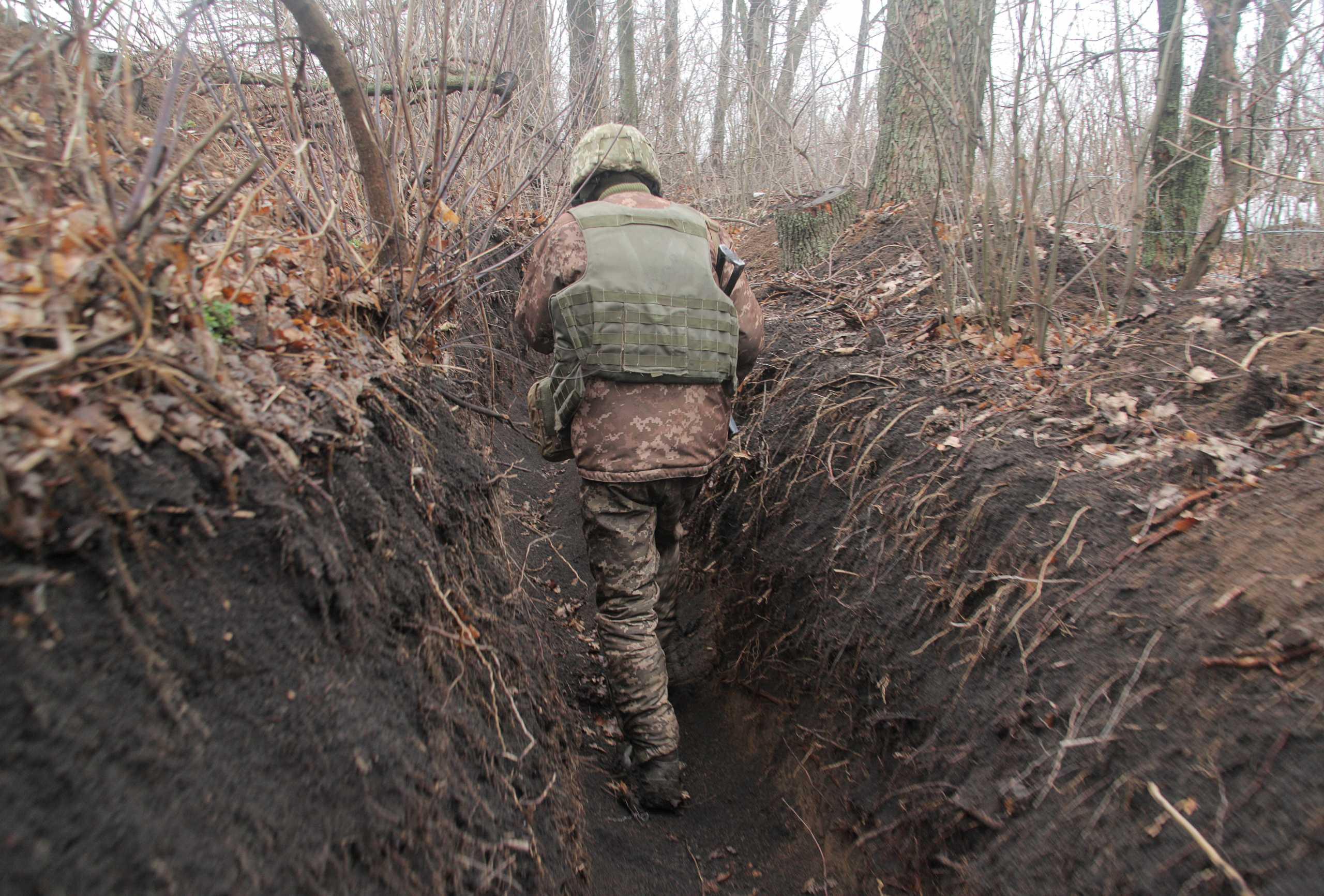 Ουκρανία: Τέσσερις νεκροί από συγκρούσεις στο Ντόνετσκ