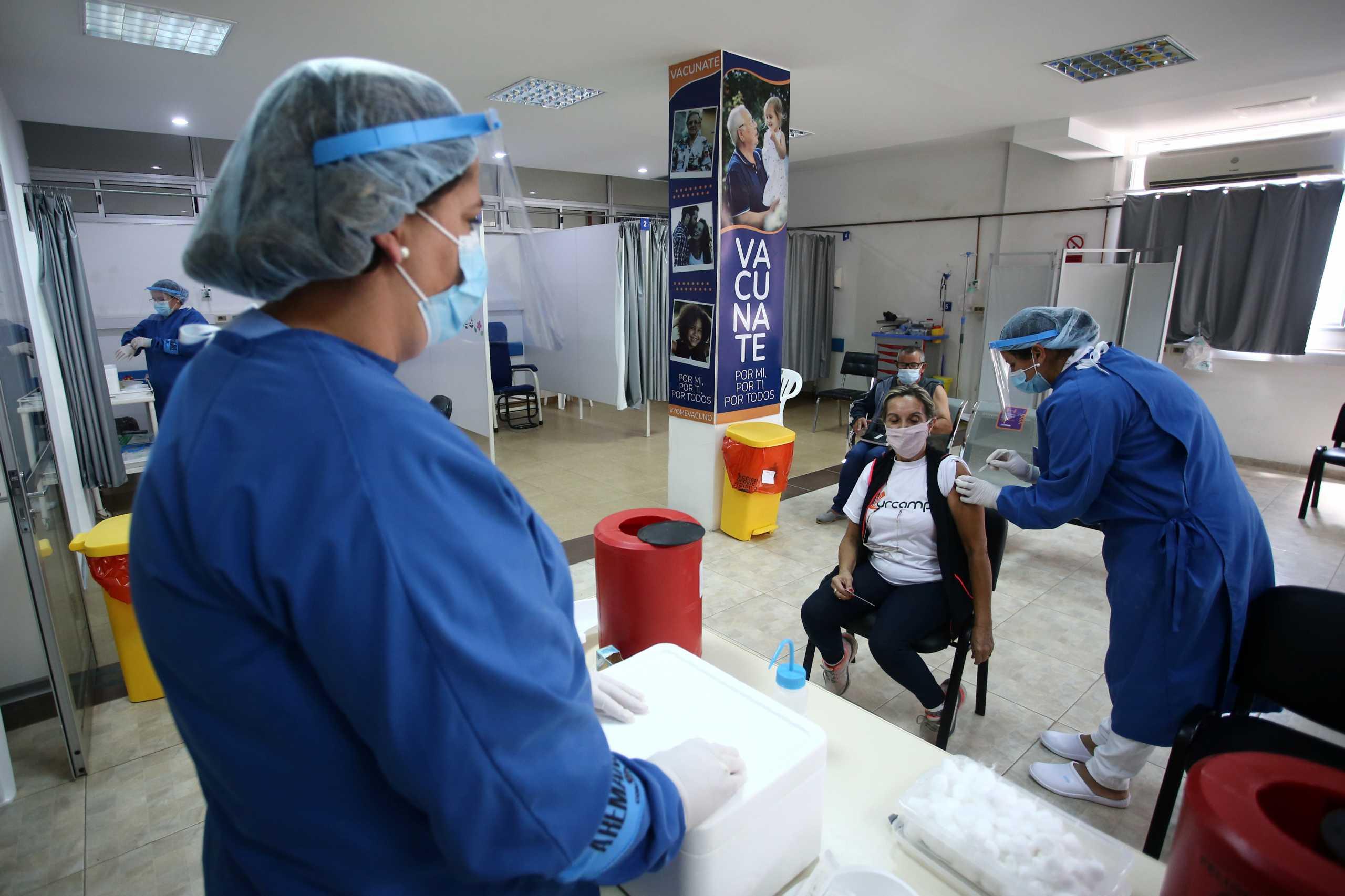 Κορονοϊός: Παράδειγμα προς αποφυγή πλέον η Ουρουγουάη – Καταγράφει τον υψηλότερο δείκτη μολύνσεων στον κόσμο