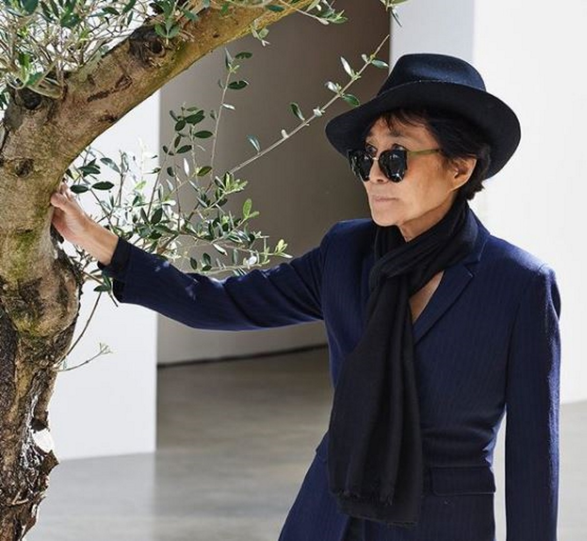 Το Wish Tree της Γιόκο Όνο «ανθίζει» λόγω κορονοϊού στα social media (pics)