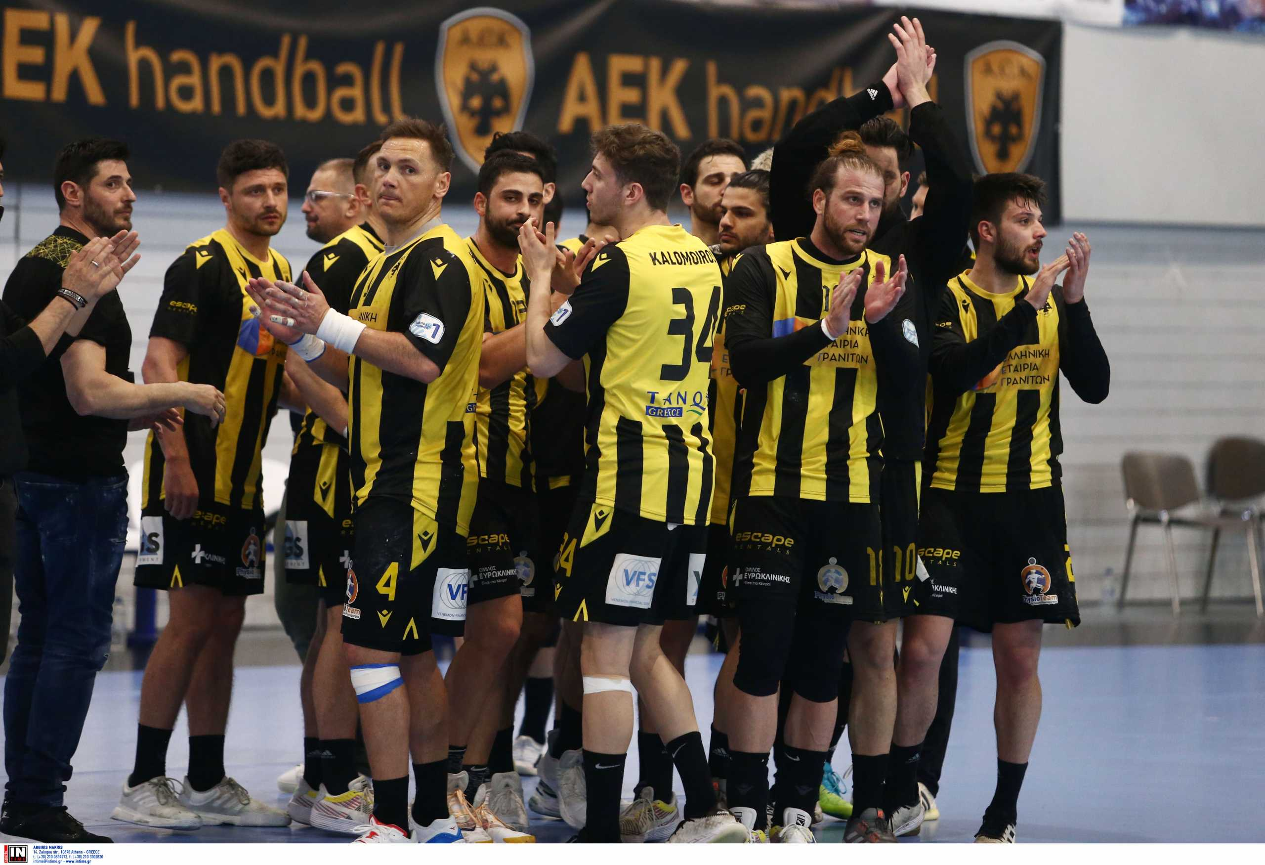 Στον τελικό του EHF European Cup η ΑΕΚ με φοβερή ανατροπή
