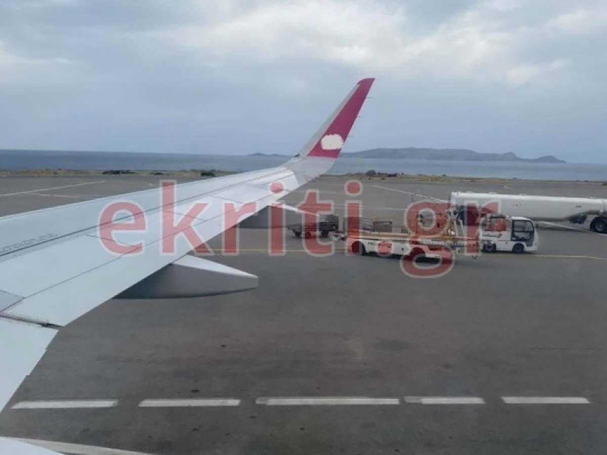 Κρήτη: Ο πιλότος ήταν για χειροκρότημα – Αποθέωση από τους επιβάτες