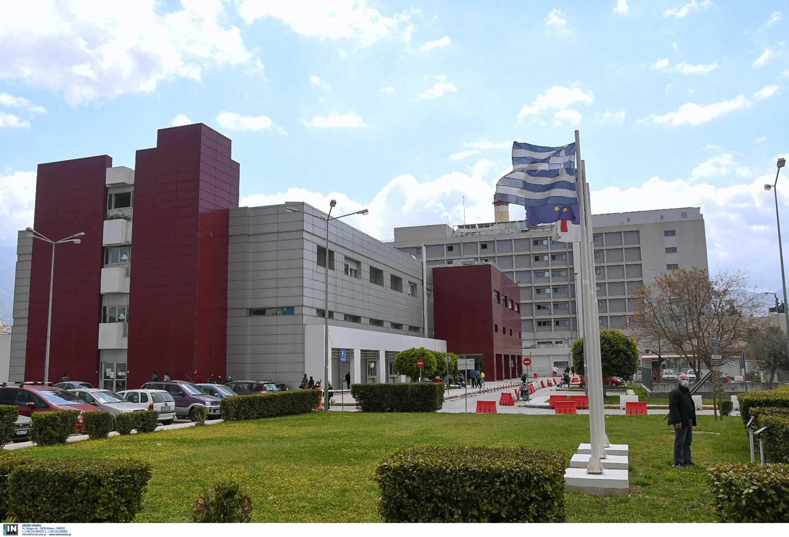 Πάτρα – Κορονοϊός: «Βόμβα» στη νεφρολογική κλινική του νοσοκομείου Άγιος Ανδρέας με μεγάλη διασπορά
