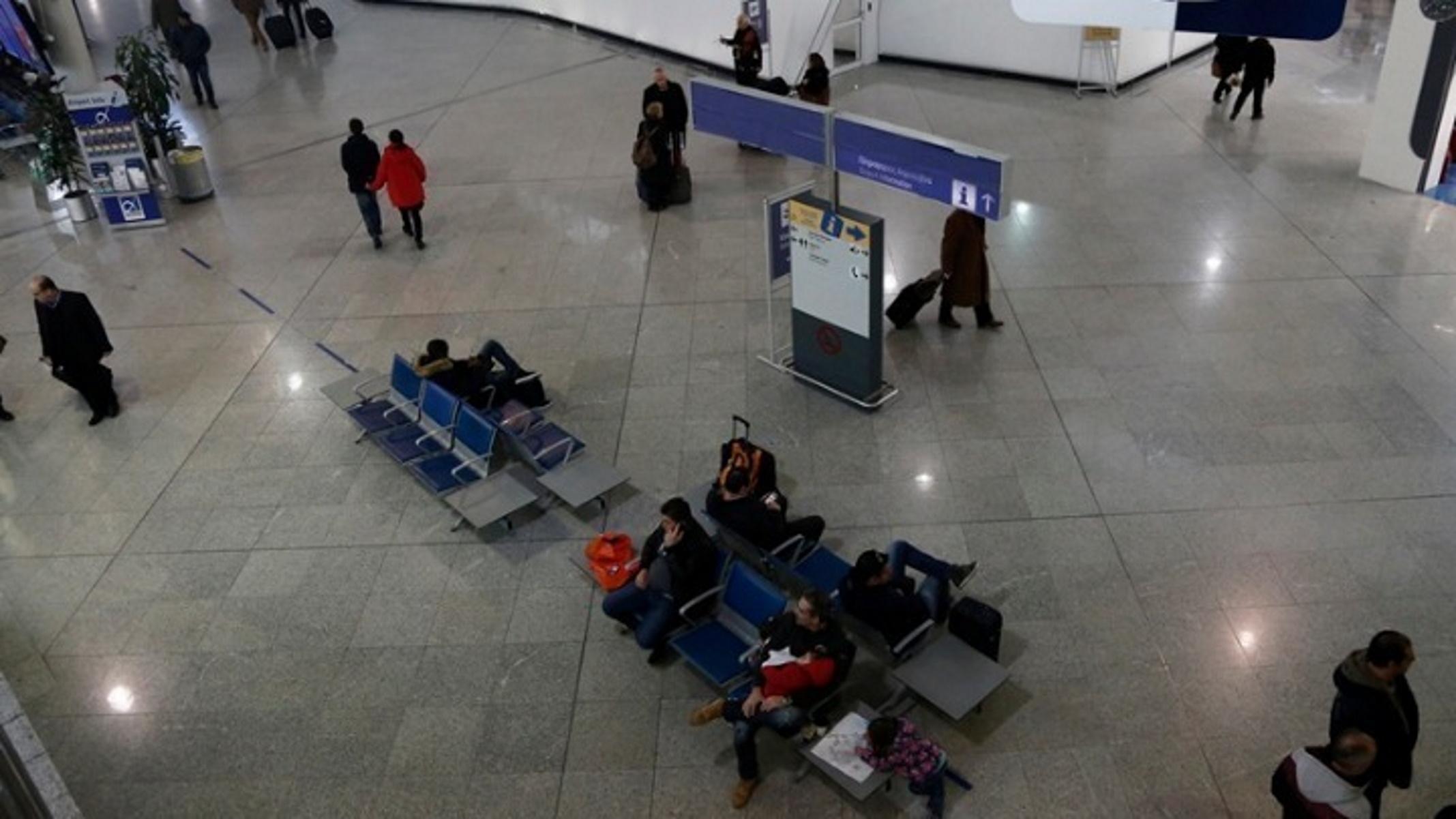 Κορονοϊός – Κρήτη: Κρούσματα σε υπαλλήλους του «Νίκος Καζαντζάκης» – Μαζικά rapid test στο αεροδρόμιο