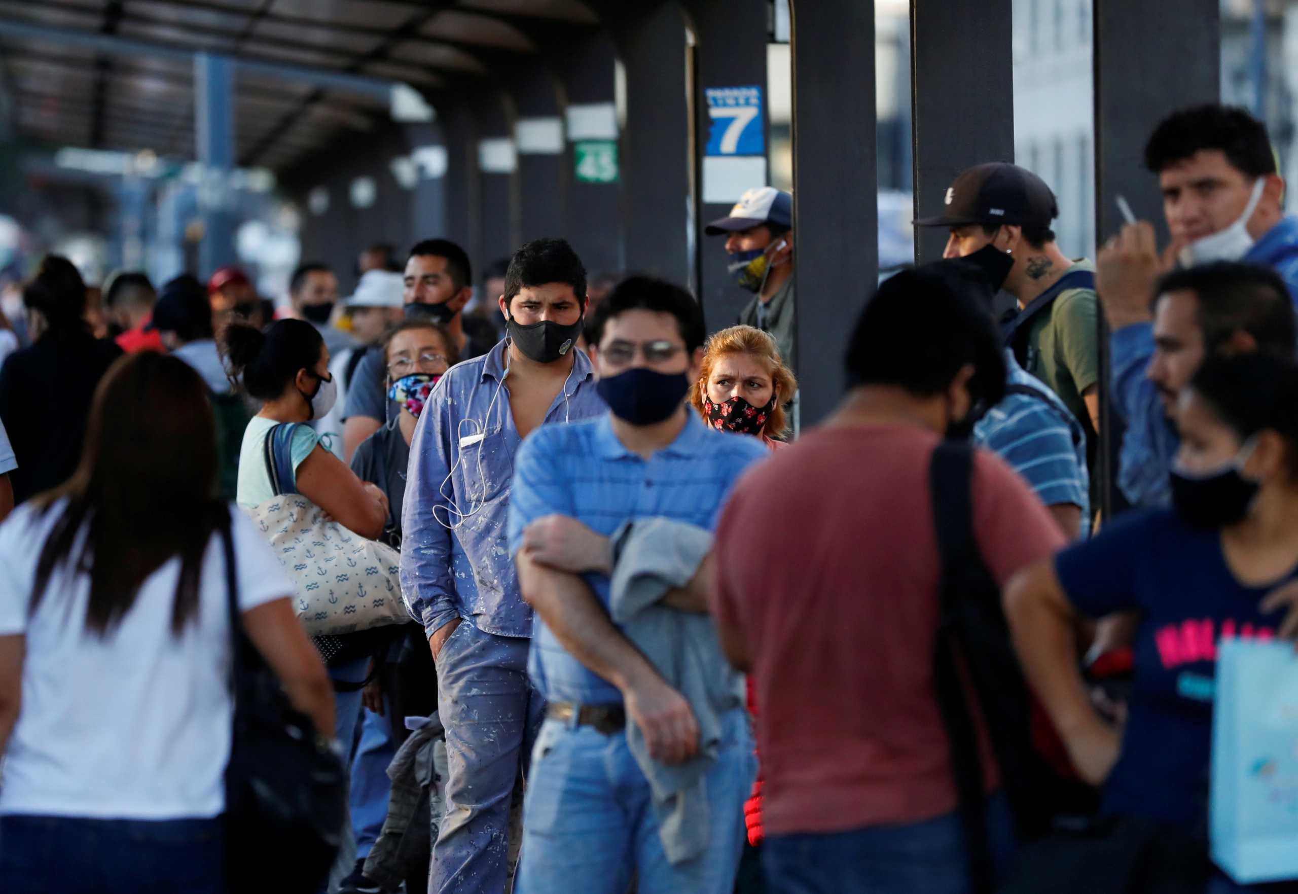 Αργεντινή: Αρνητικό ρεκόρ με 20.870 κρούσματα κορονοϊού σε ένα 24ωρο