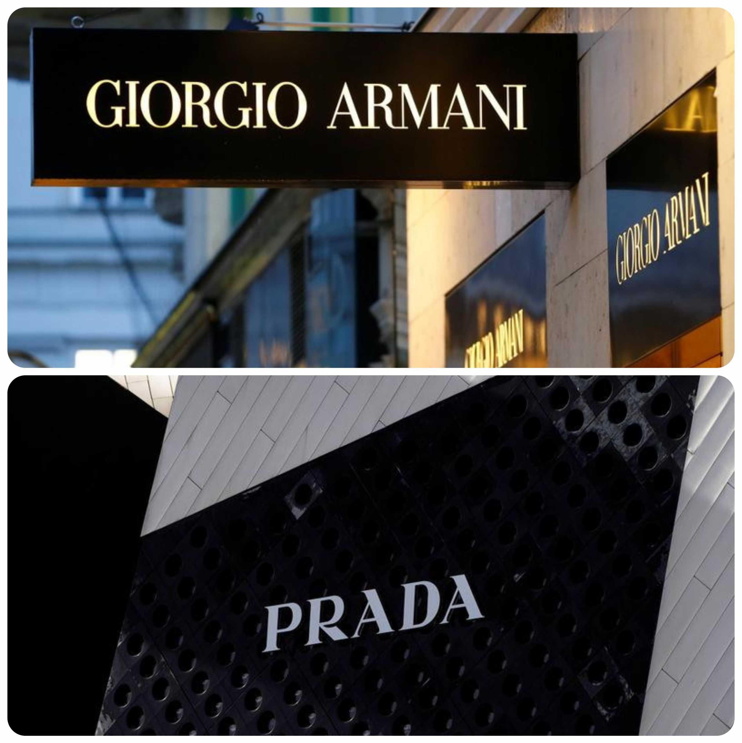 Armani και Prada δίνουν χώρους τους για να γίνουν εμβολιαστικά κέντρα