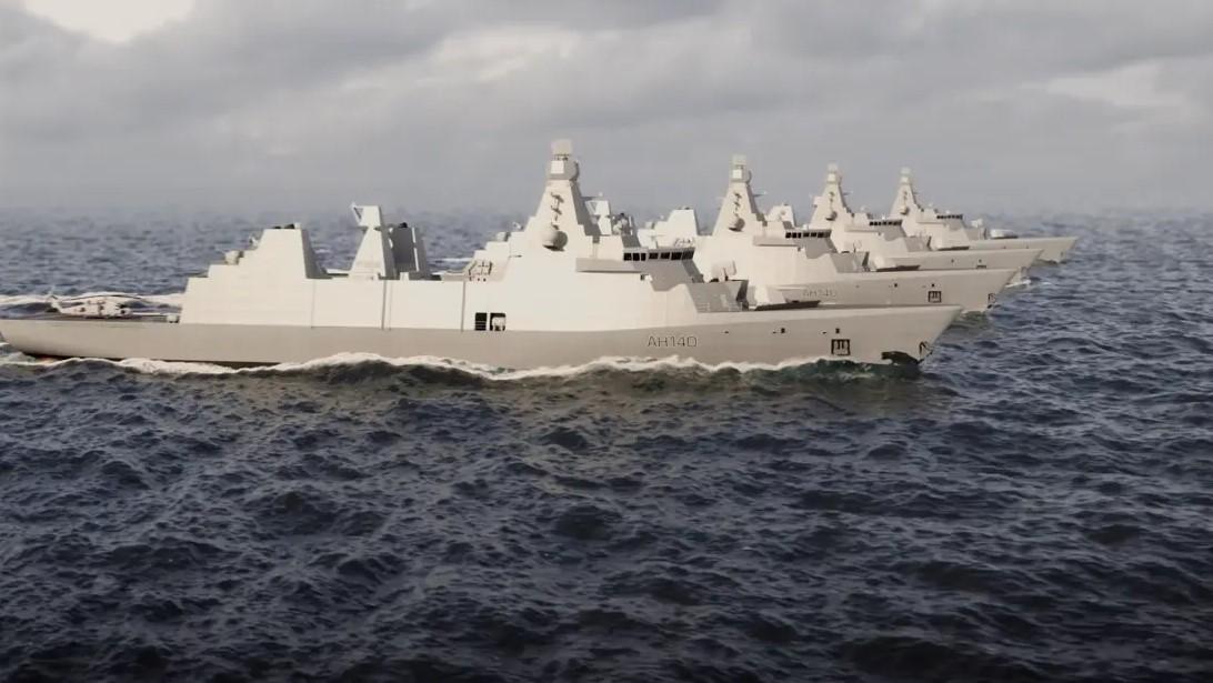 """Φρεγάτες Πολεμικού Ναυτικού: Το Υπουργείο Εθνικής Άμυνας αναλύει την """"ενδιάμεση λύση"""""""