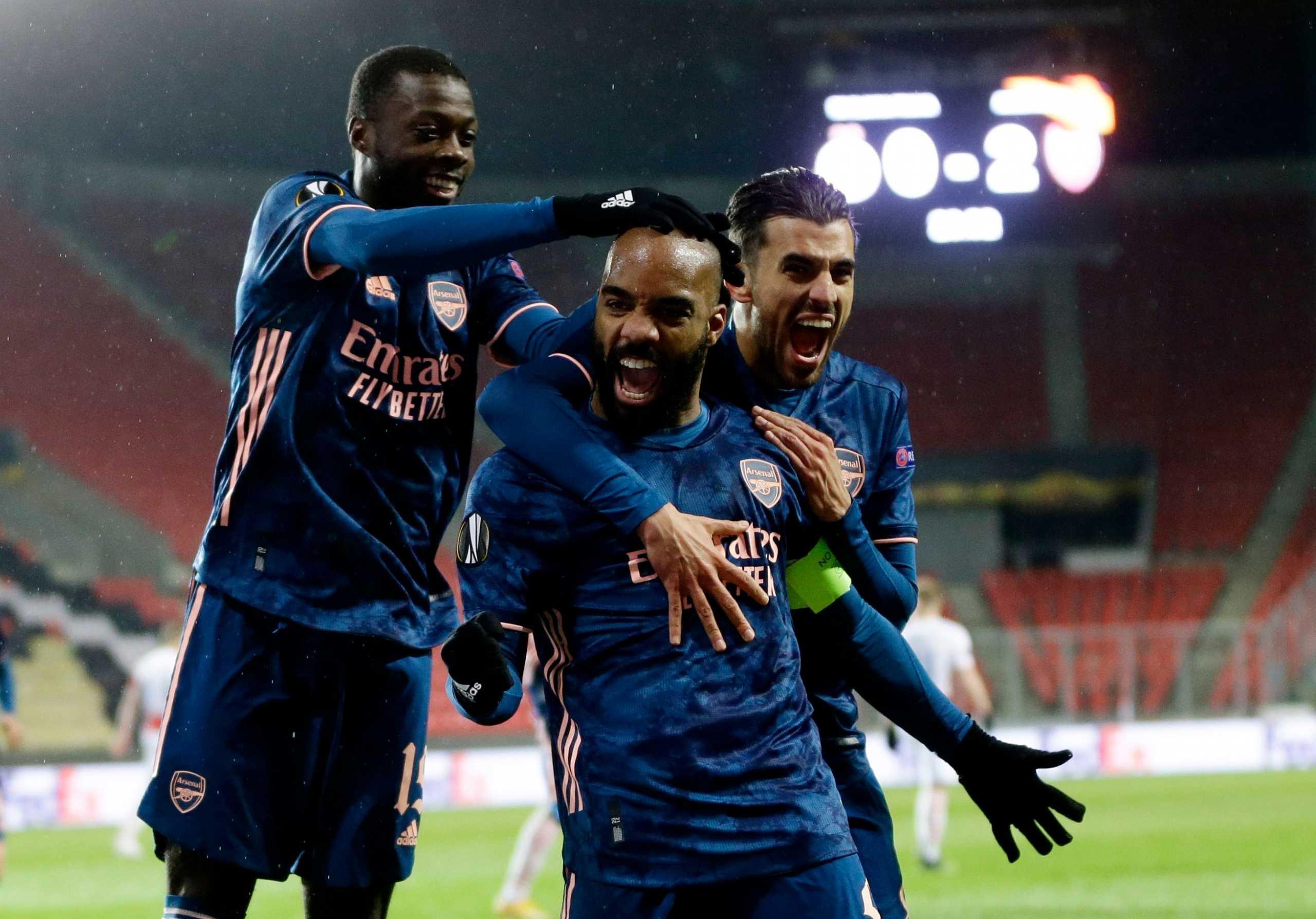 Europa league: Στα ημιτελικά Άρσεναλ, Μάντσεστερ Γιουνάιτεντ, Ρόμα και Βιγιαρεάλ (videos)