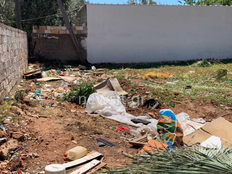 Ανατριχίλα στον Ασπρόπυργο: Ήθελαν να πεθάνει το βρέφος - Τι λέει στο newsit.gr η γυναίκα που το βρήκε
