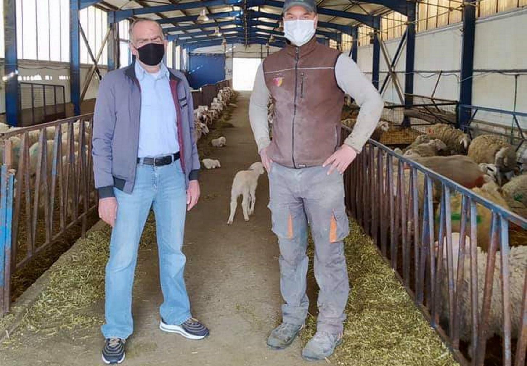 Από άστεγος στους δρόμους της Αθήνας, κτηνοτρόφος στην Κοζάνη