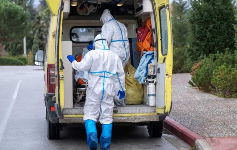 Εύβοια - Κορονοϊός: Νόσησαν 4 τραυματιοφορείς του νοσοκομείου Χαλκίδας
