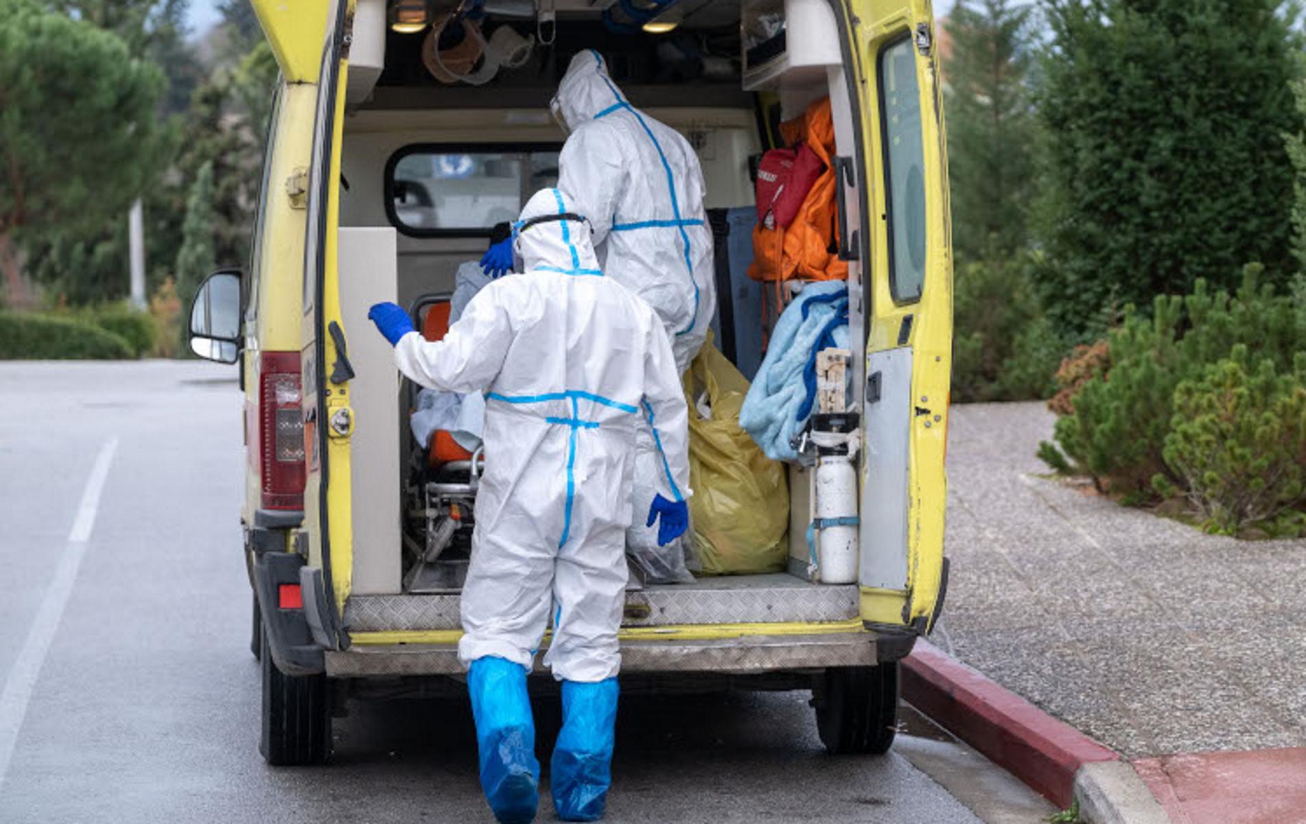 Εύβοια – Κορονοϊός: Νόσησαν 4 τραυματιοφορείς του νοσοκομείου Χαλκίδας