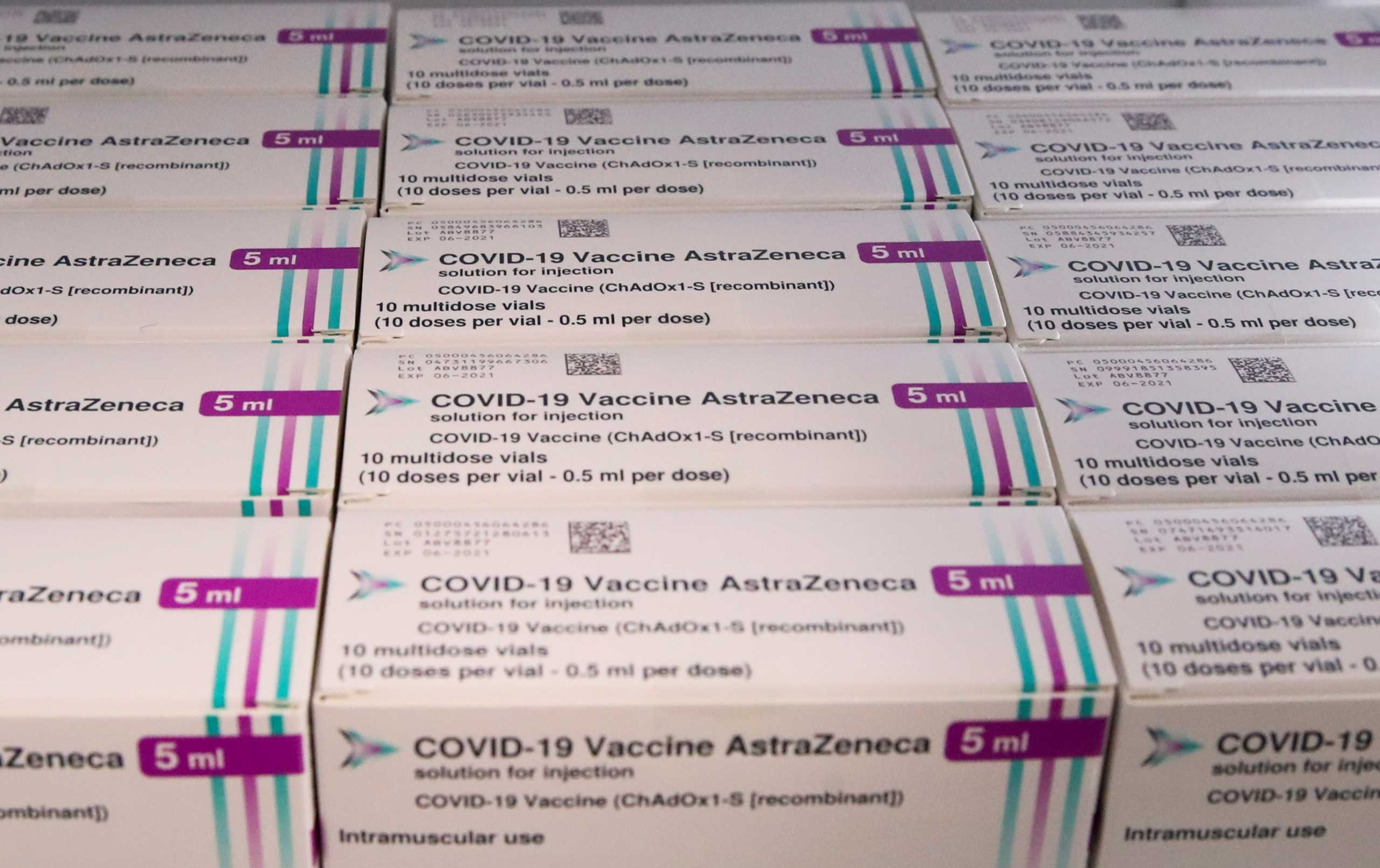Μπλόκο της Κομισιόν στην AstraZeneca: Δεν θα αγοράσει επιπλέον εμβόλια