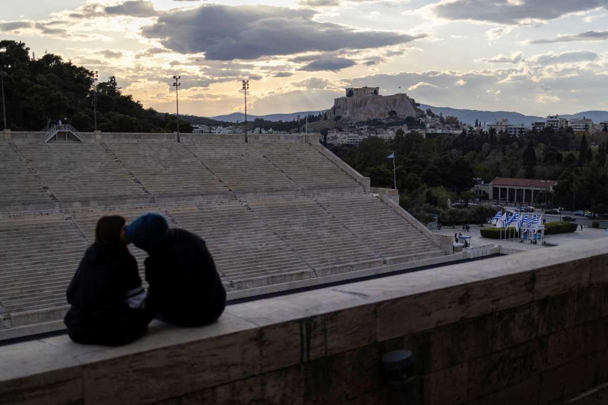 Αθήνα κορονοϊός