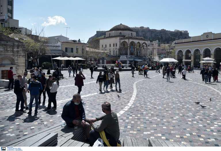 Κορονοϊός: Δεν αφήνει την πρωτιά της η Αττική – Πού εντοπίζονται τα 1387 νέα κρούσματα