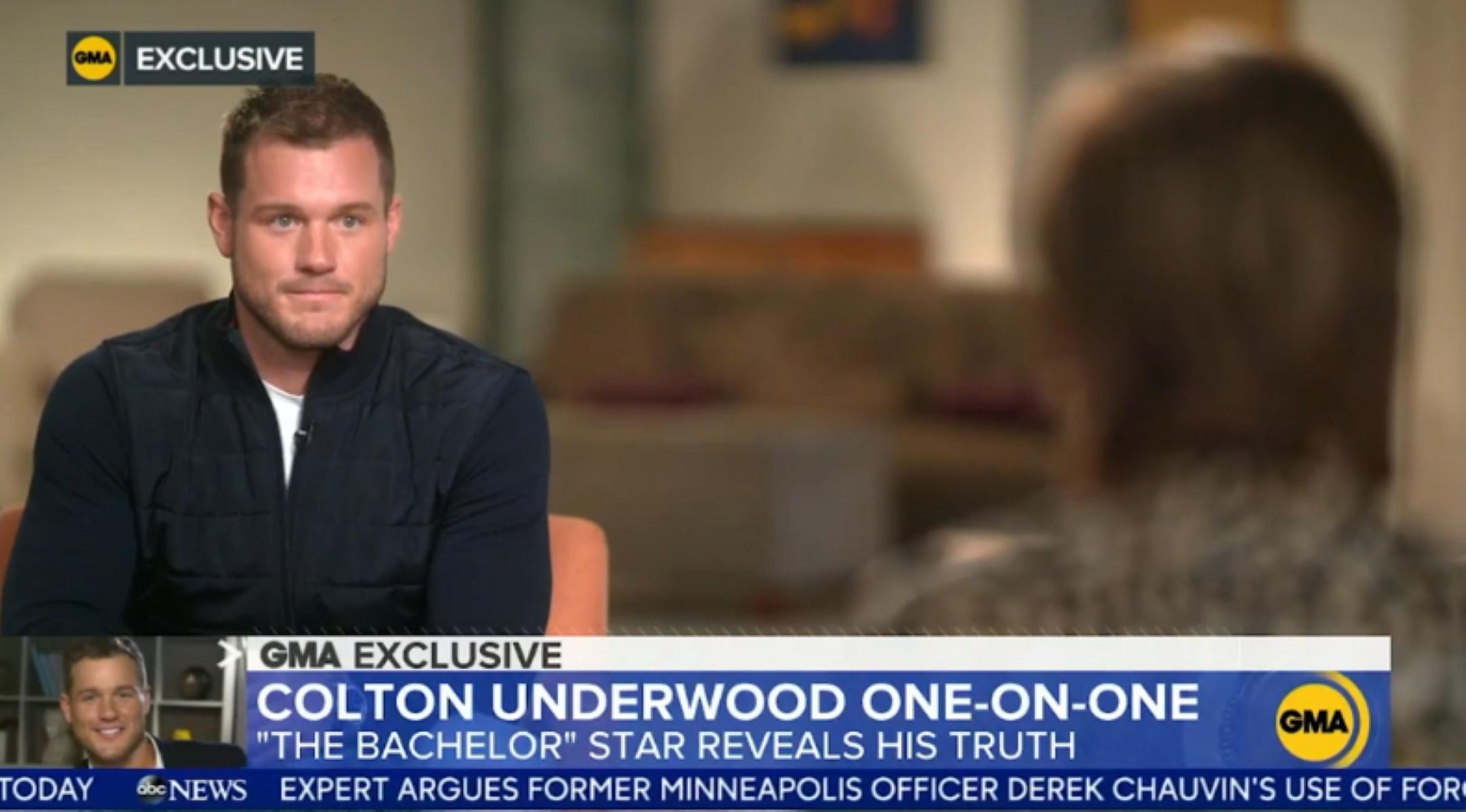 Πρωταγωνιστής του «Bachelor» αποκάλυψε ότι είναι γκέι