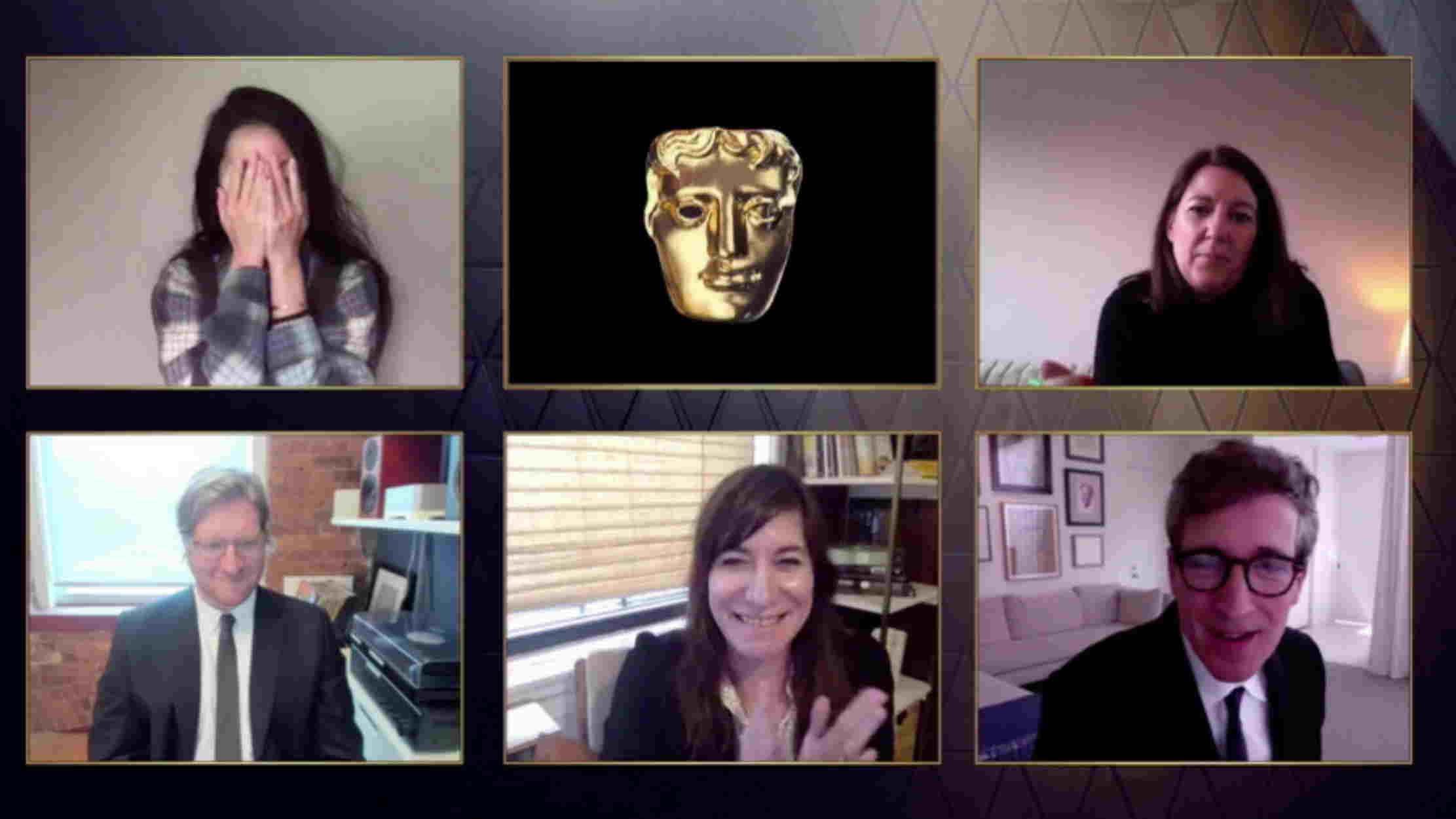 BAFTA 2021: Το Nomadland καλύτερη ταινία, σάρωσε τα βραβεία