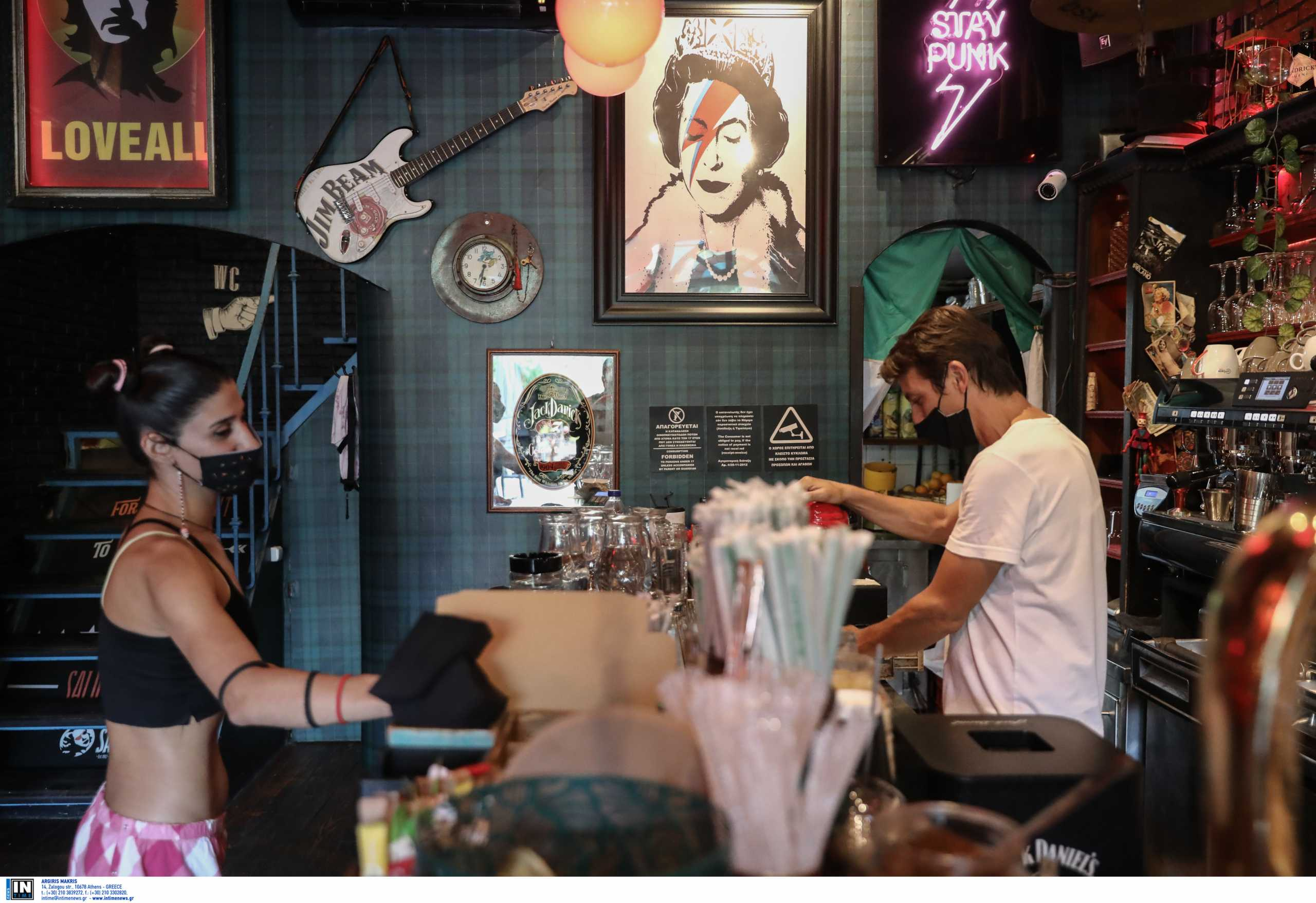 Θα ανοίξουν τα καφέ – μπαρ που διαθέτουν εξωτερικούς χώρους – Θέμα χρόνου οι διευκρινίσεις