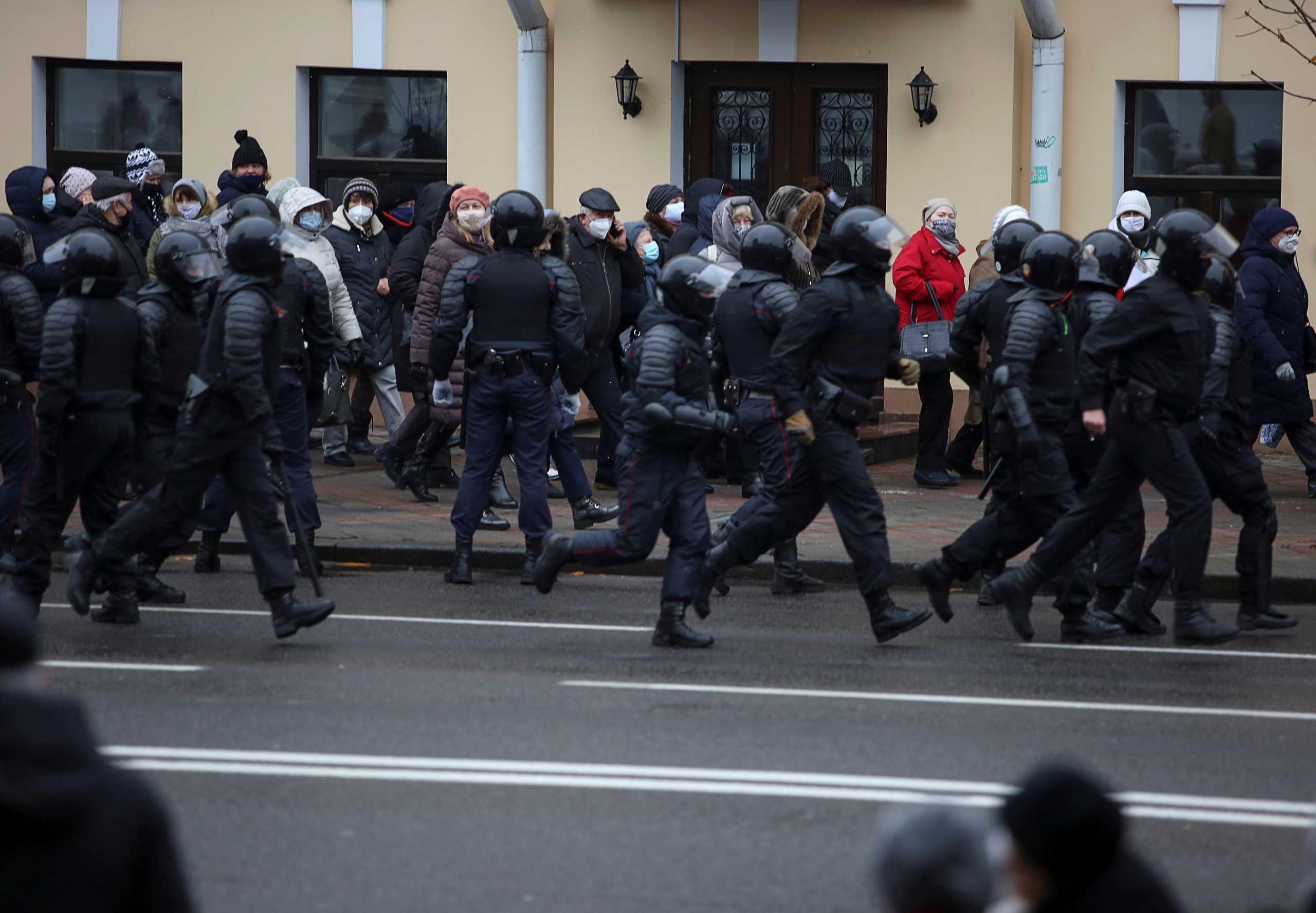 «Έριξαν» το Euronews στη Λευκορωσία για να δείχνουν ρωσικό κανάλι