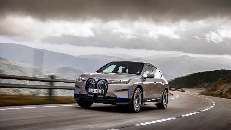 BMW: Ενιαία πλατφόρμα για όλα τα μελλοντικά ηλεκτρικά της μοντέλα