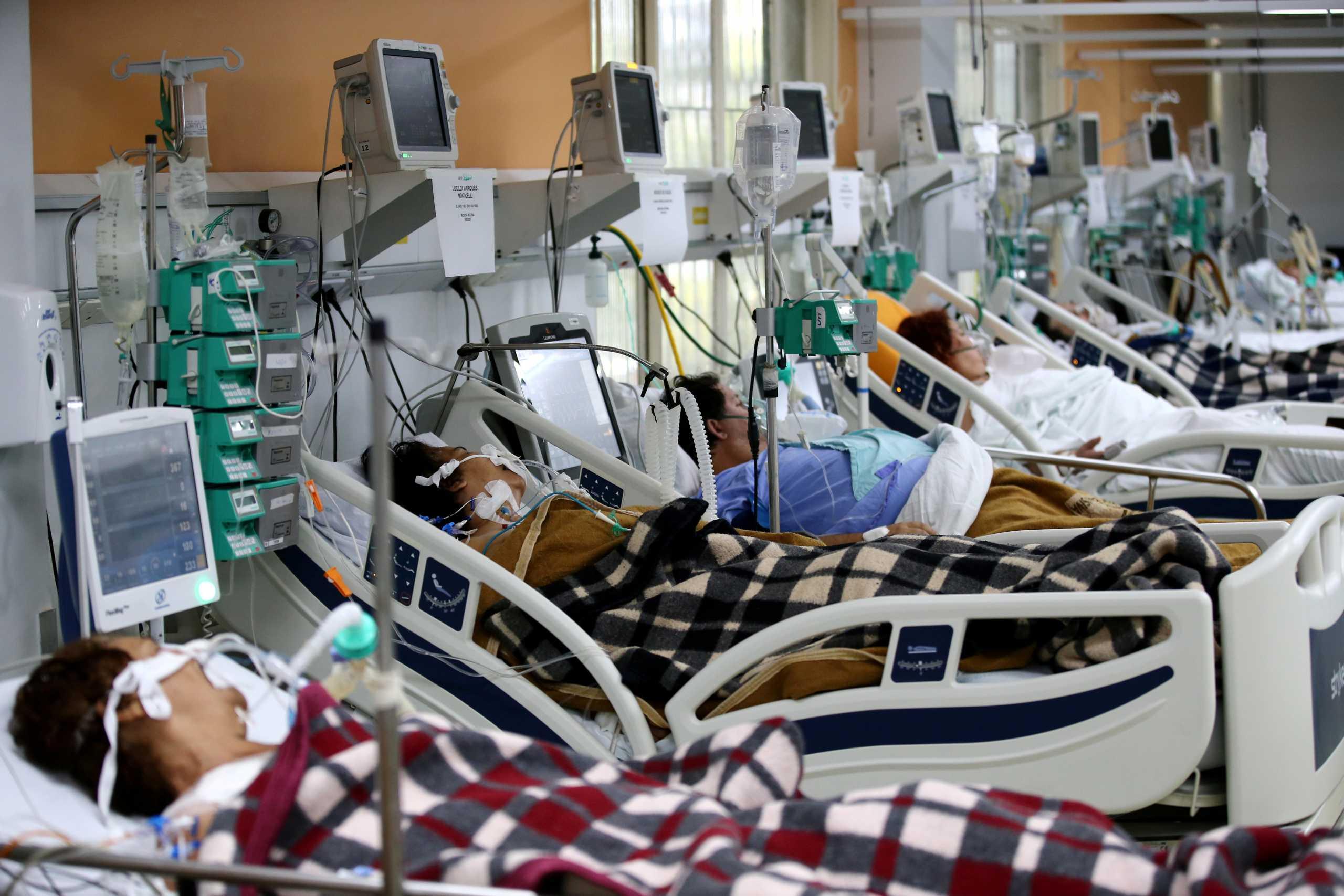 Ο κορονοϊός εξακολουθεί να «σφυροκοπά» τη Λατινική Αμερική: 79.719 κρούσματα σε ένα 24ωρο στην Βραζιλία