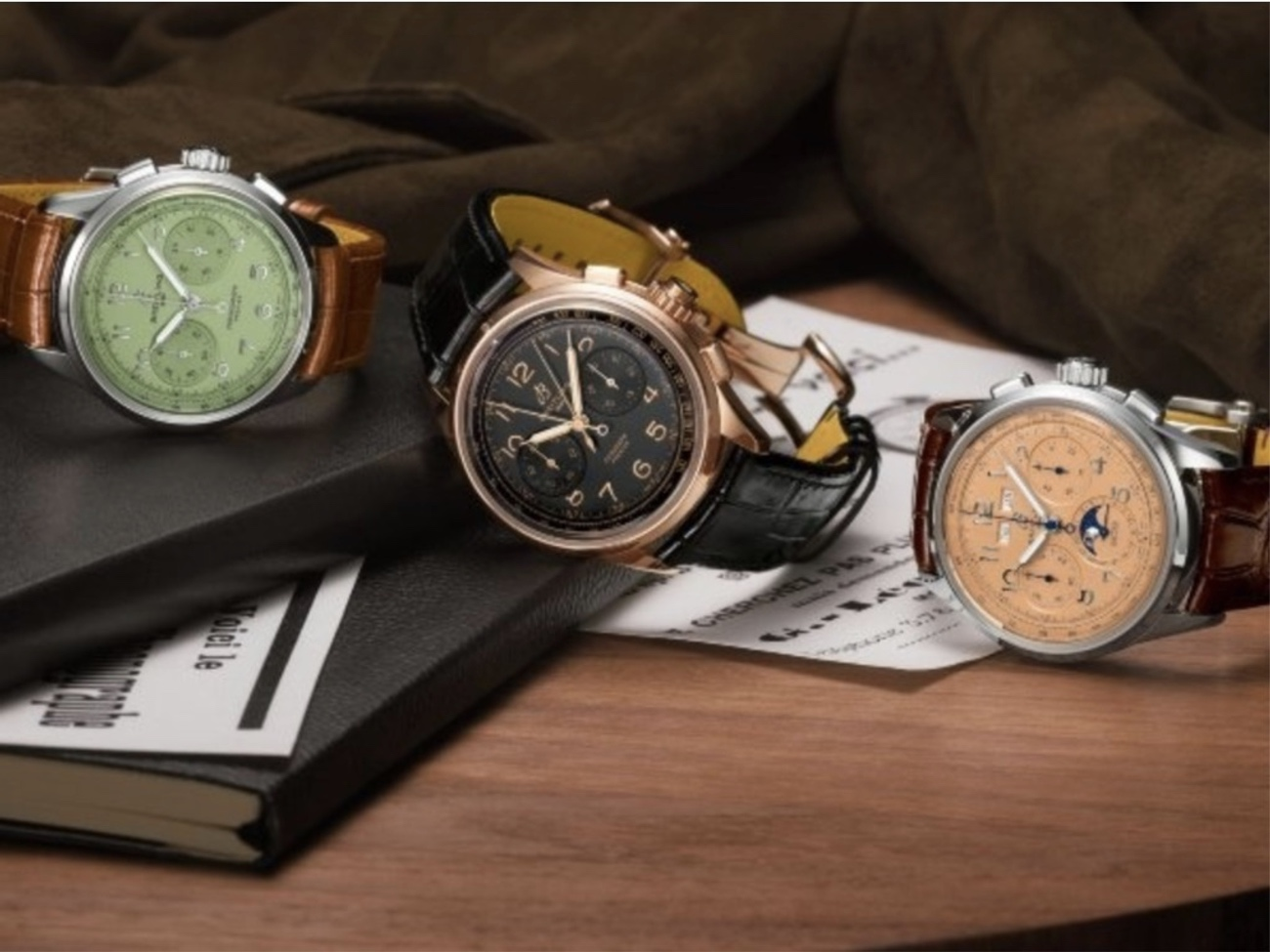6 πανέμορφα ρολόγια από την Breitling που θα τραβήξουν όλα τα βλέμματα στον καρπό σου