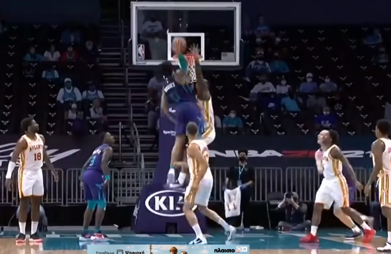 NBA: Απίστευτος Μπρίτζις, έκανε το κάρφωμα της χρονιάς (video)