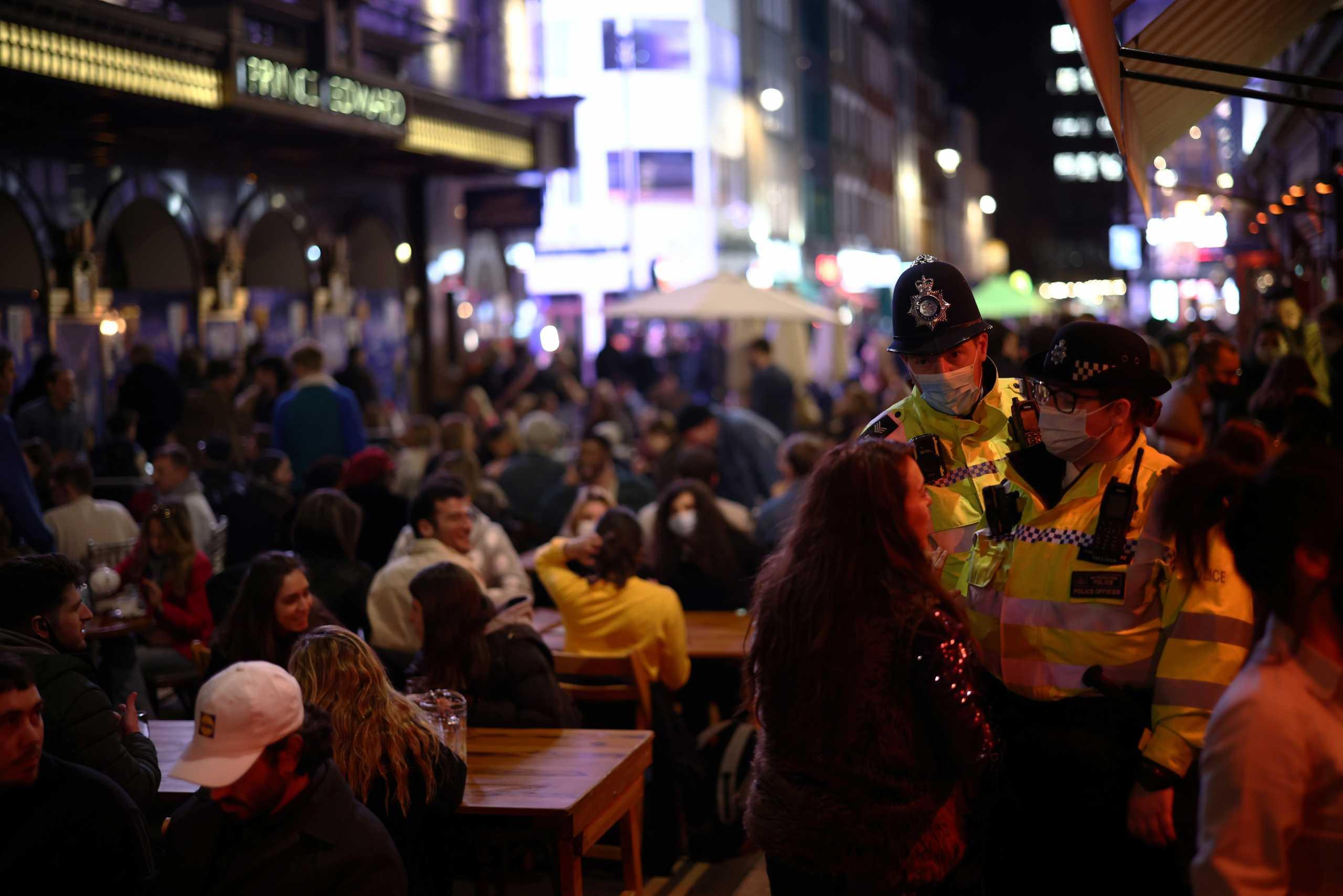 Βρετανία 2.047 κρούσματα κορονοϊού και 5 νεκροί το τελευταίο 24ωρο