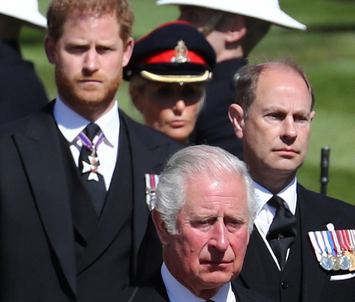 Ο πρίγκιπας Χάρι έστειλε μια «βαθιά προσωπική» επιστολή στον Κάρολο πριν πάει στην Βρετανία