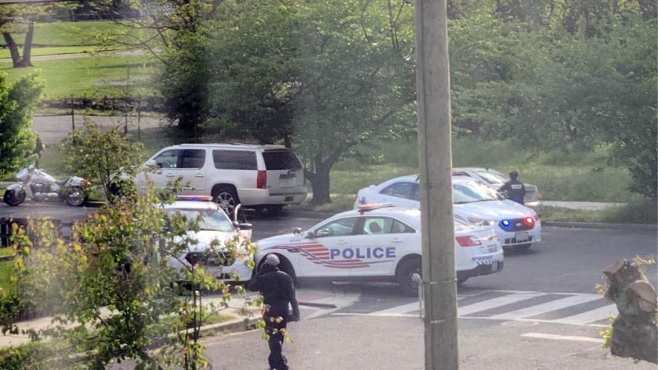 Απίθανο: Αστυνομικοί έκαναν κόντρες και τράκαραν τα περιπολικά μεταξύ τους (video)