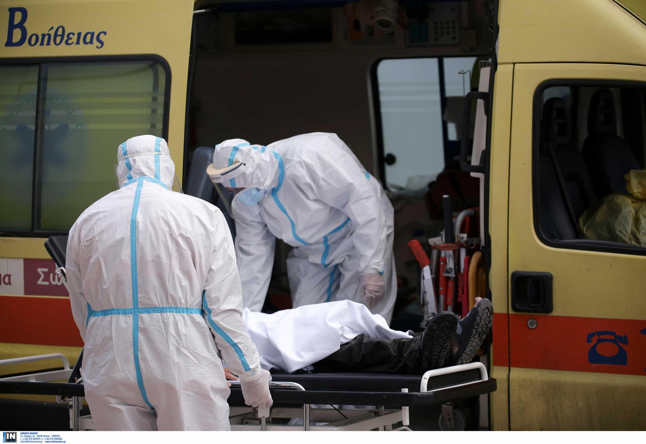 Ηράκλειο: Στο νοσοκομείο ένας ακόμη ναυτικός του πλοίου με τα 9 κρούσματα κορoνοϊού