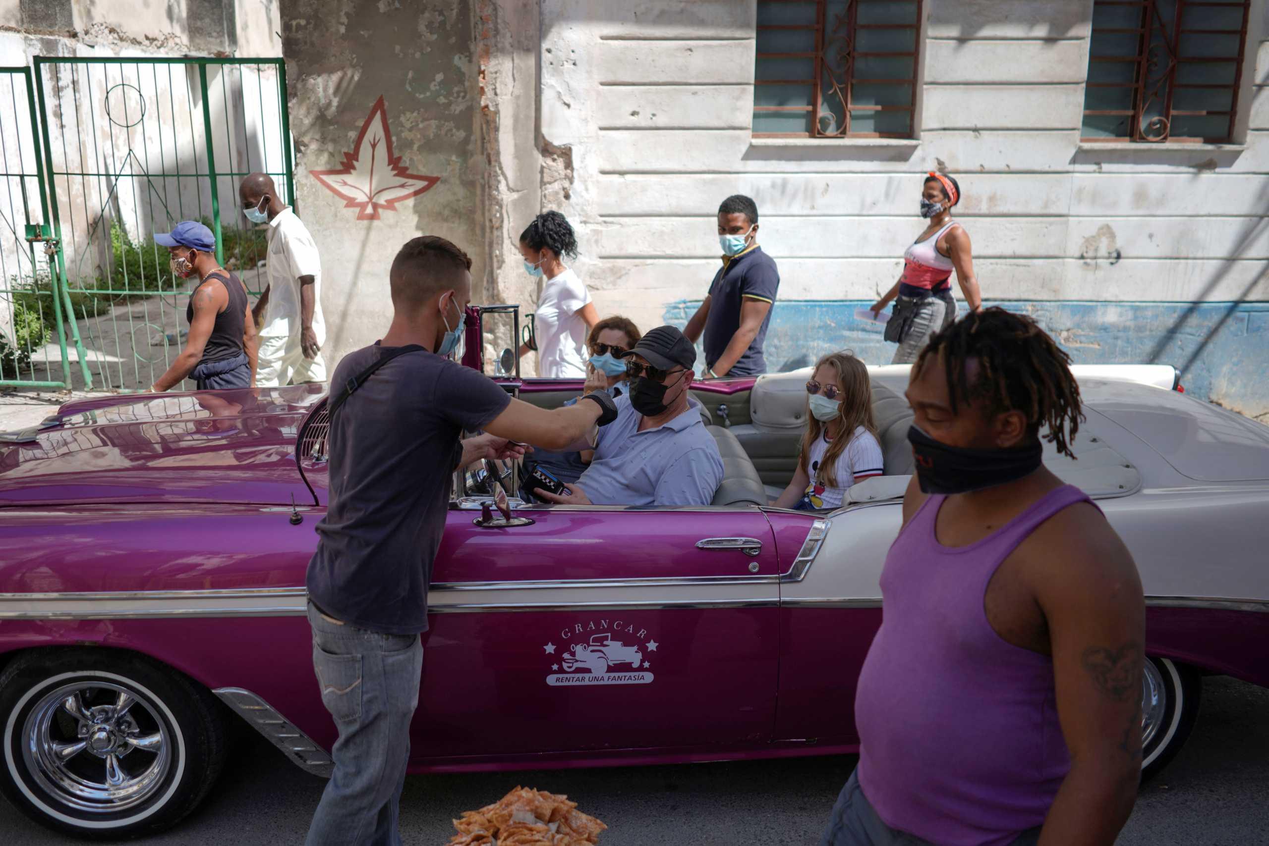 Κορονοϊός: Ρεκόρ θανάτων στην Κούβα με οκτώ νεκρούς σε 24 ώρες