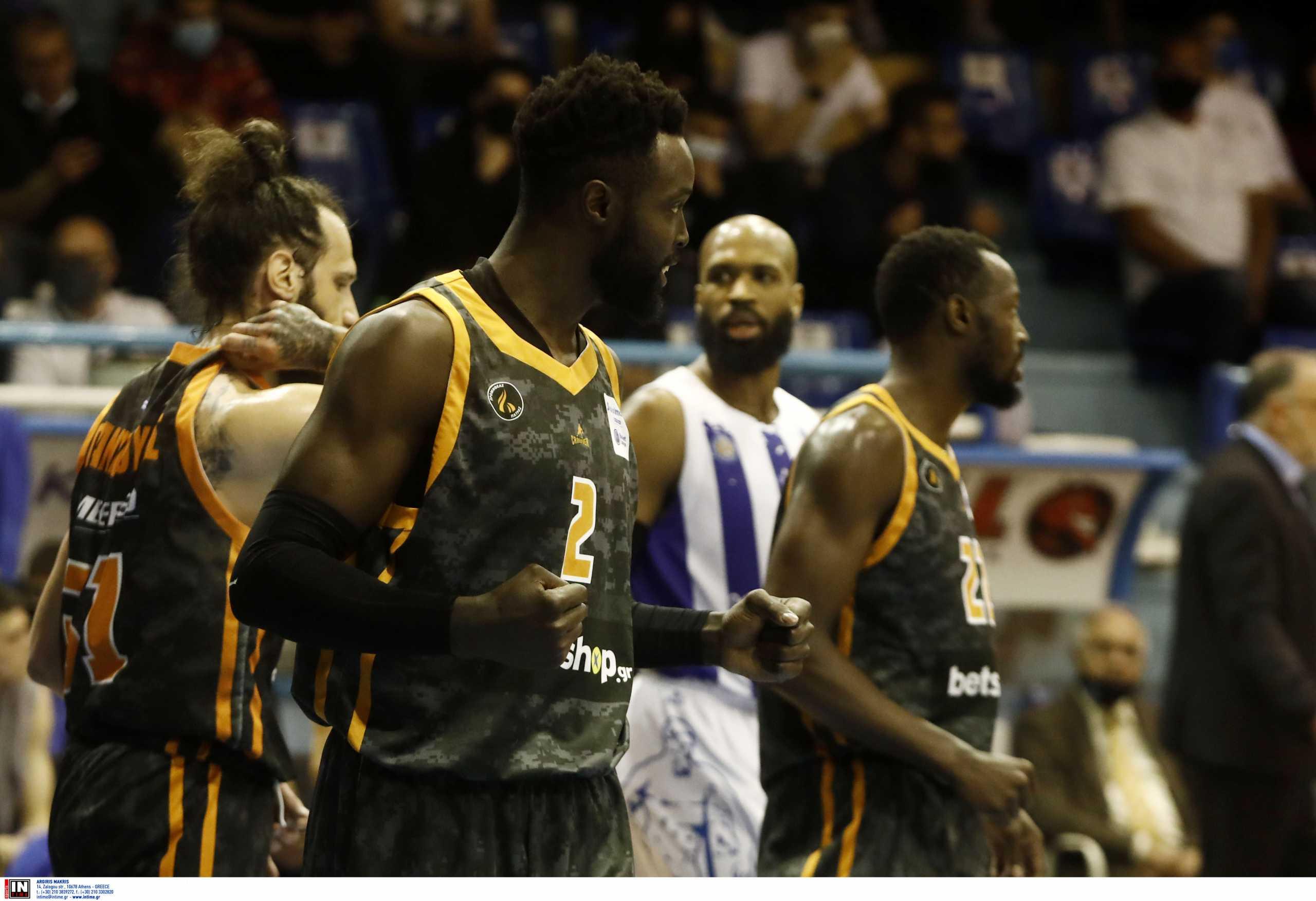 Basket League: Ο Προμηθέας άφησε εκτός 8άδας τον Ηρακλή – Τα «ζευγάρια» στα play off