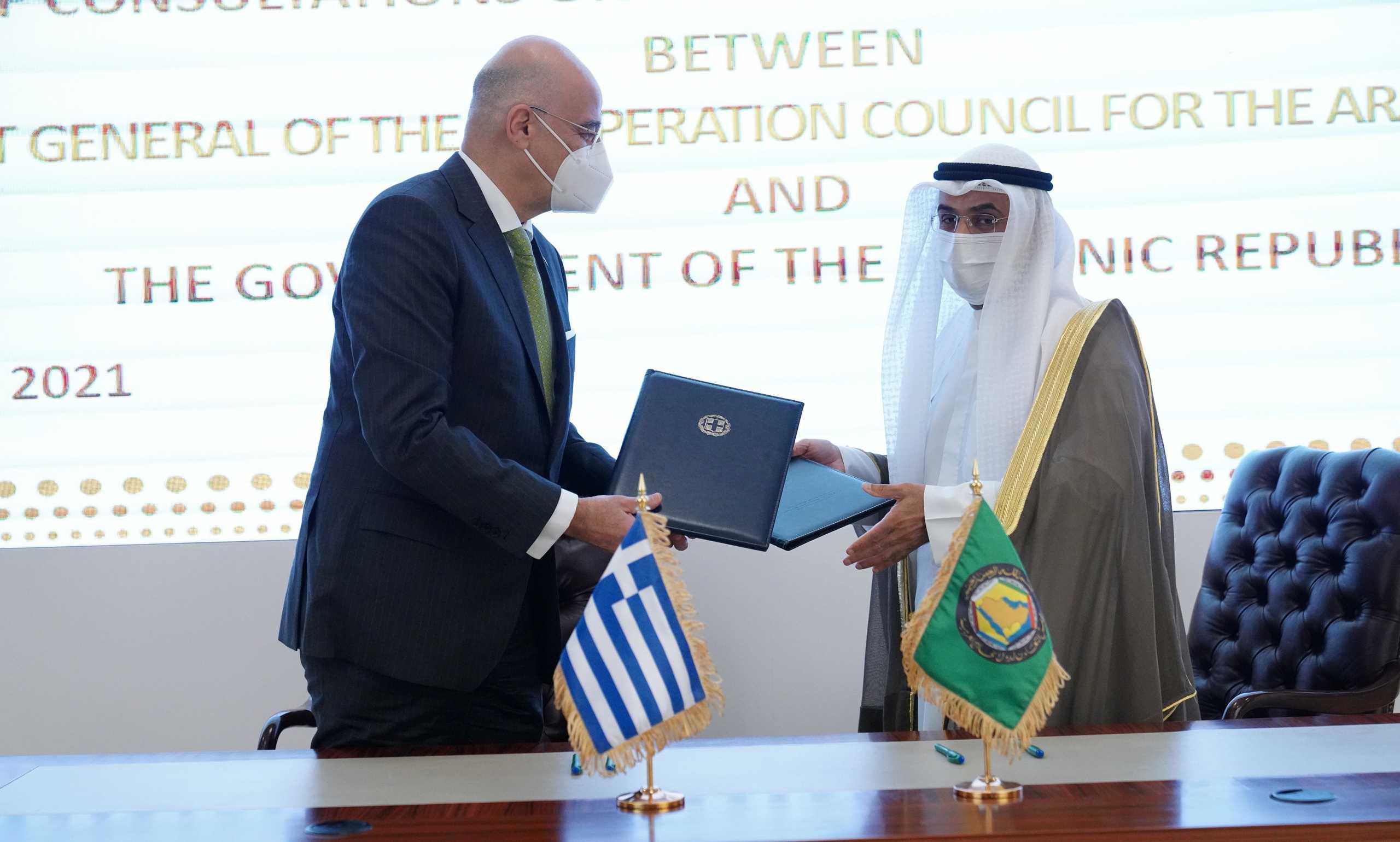 Δένδιας: Ελλάδα και Σαουδική Αραβία αναβαθμίζουν τη διπλωματική και αμυντική συνεργασία τους με στόχο την περιφερειακή σταθερότητα