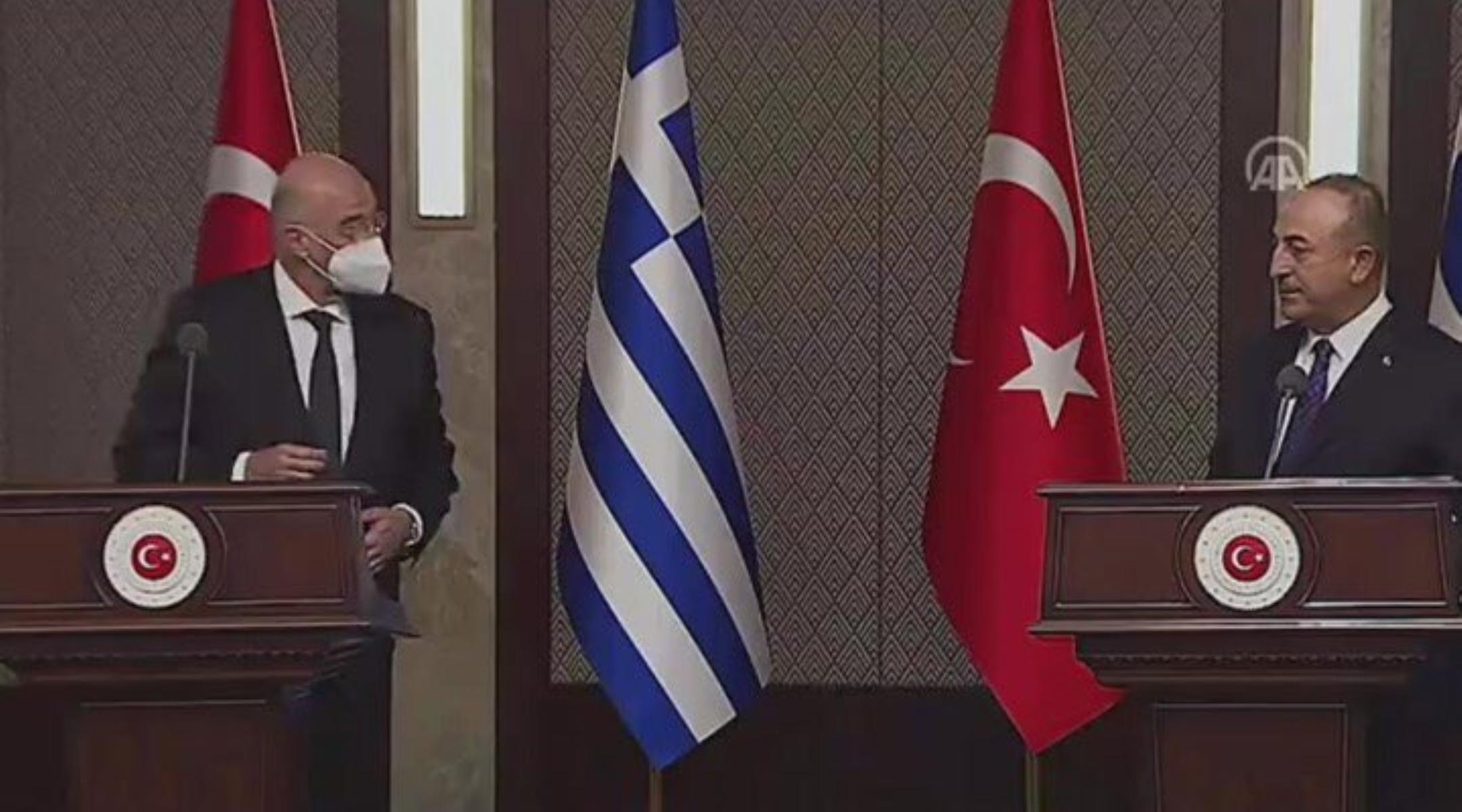 Δένδιας – Τσαβούσογλου: Η εντολή Μητσοτάκη στον Έλληνα υπουργό Εξωτερικών (video)