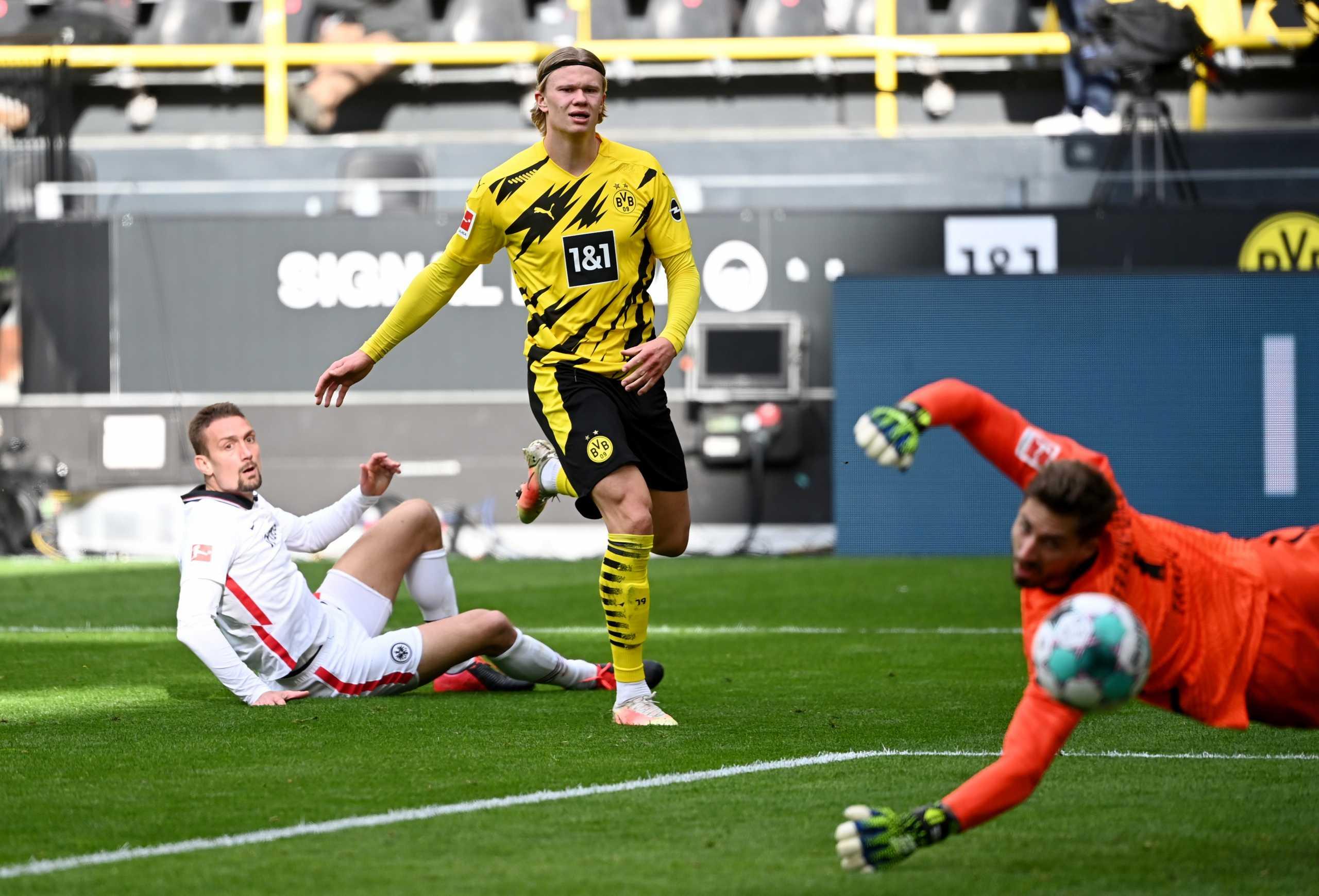 Bundesliga: «Λίγη» η Ντόρτμουντ στον «τελικό» για το Champions League (video)