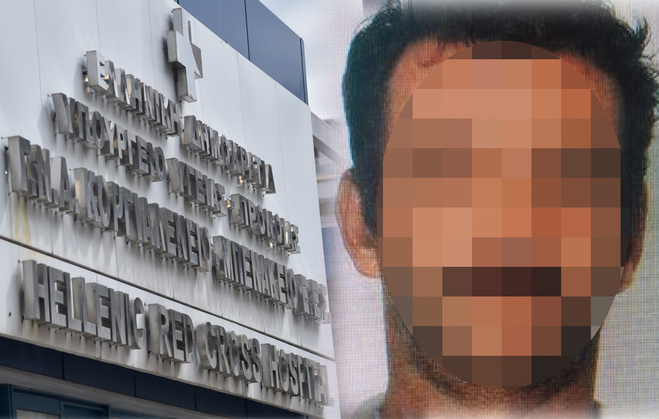 Έγκλημα στον Ερυθρό: Αυτός είναι ο 60χρονος που φέρεται να τράβηξε τον αναπνευστήρα από ασθενή