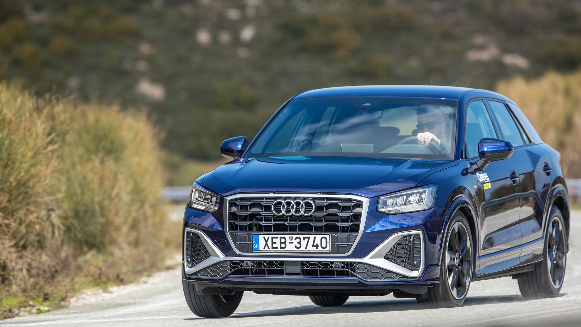 Δοκιμάζουμε το ανανεωμένο Audi Q2 (pics)