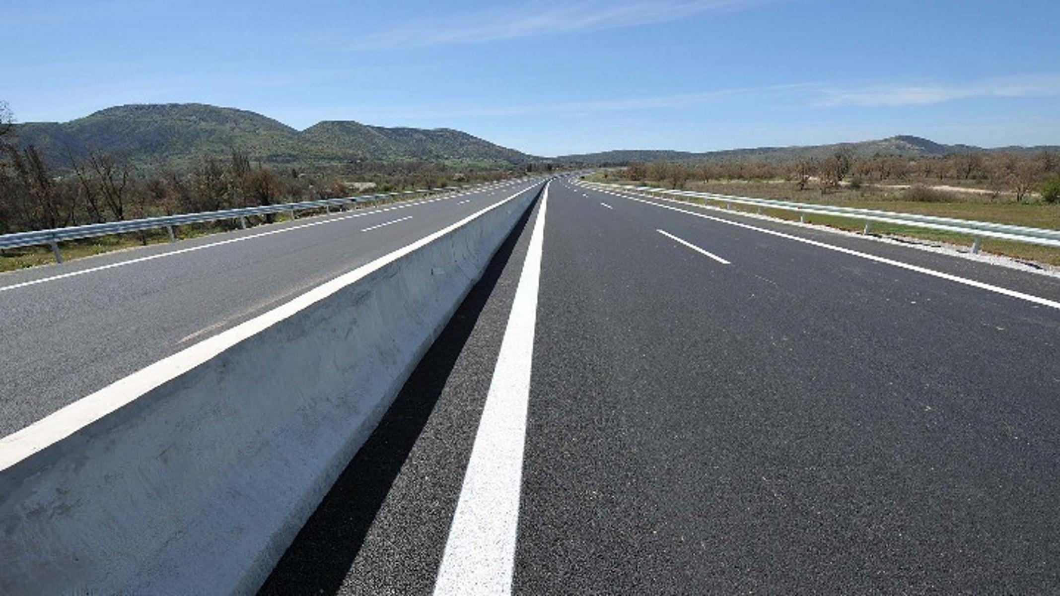 Κυκλοφοριακές ρυθμίσεις στην επαρχιακή οδό Ελευσίνας – Θηβών