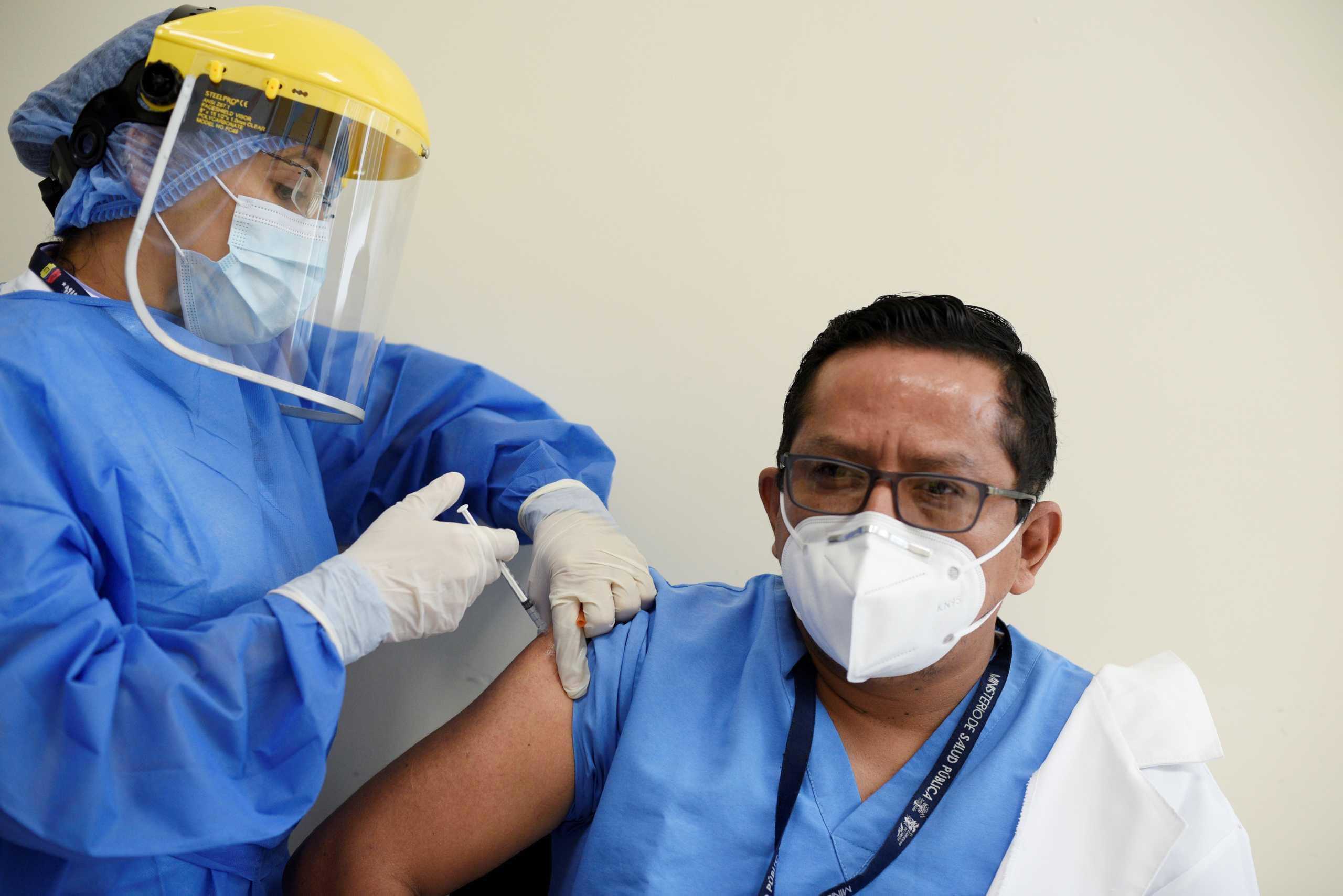 Ισημερινός: Και τρίτος υπουργός Υγείας παραιτήθηκε εν μέσω κορονοϊού