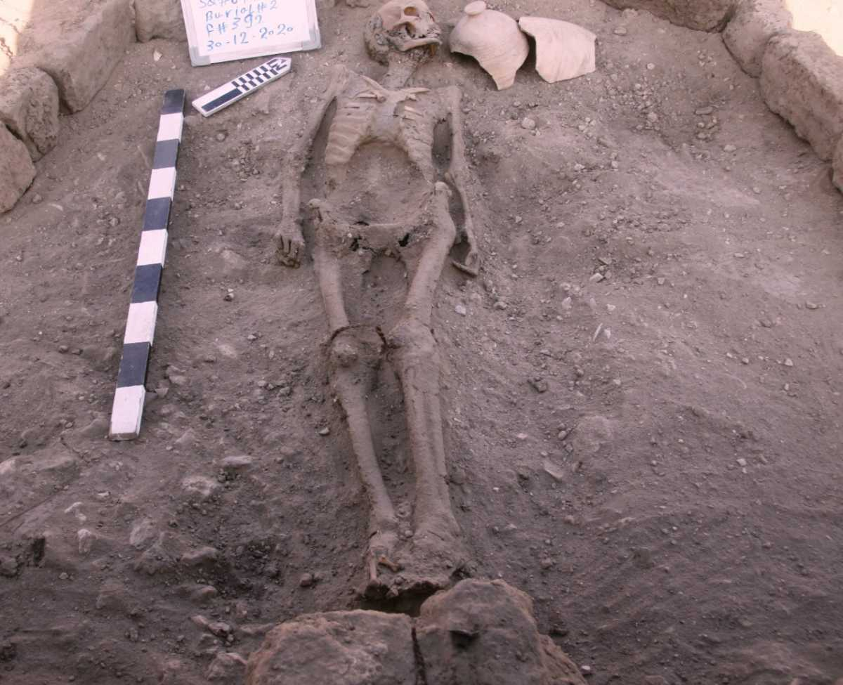 Αίγυπτος: Στο φως η «αιγυπτιακή Πομπηία» – Η σημαντικότερη ανακάλυψη μετά τον τάφο του Τουταγχαμών (pics)